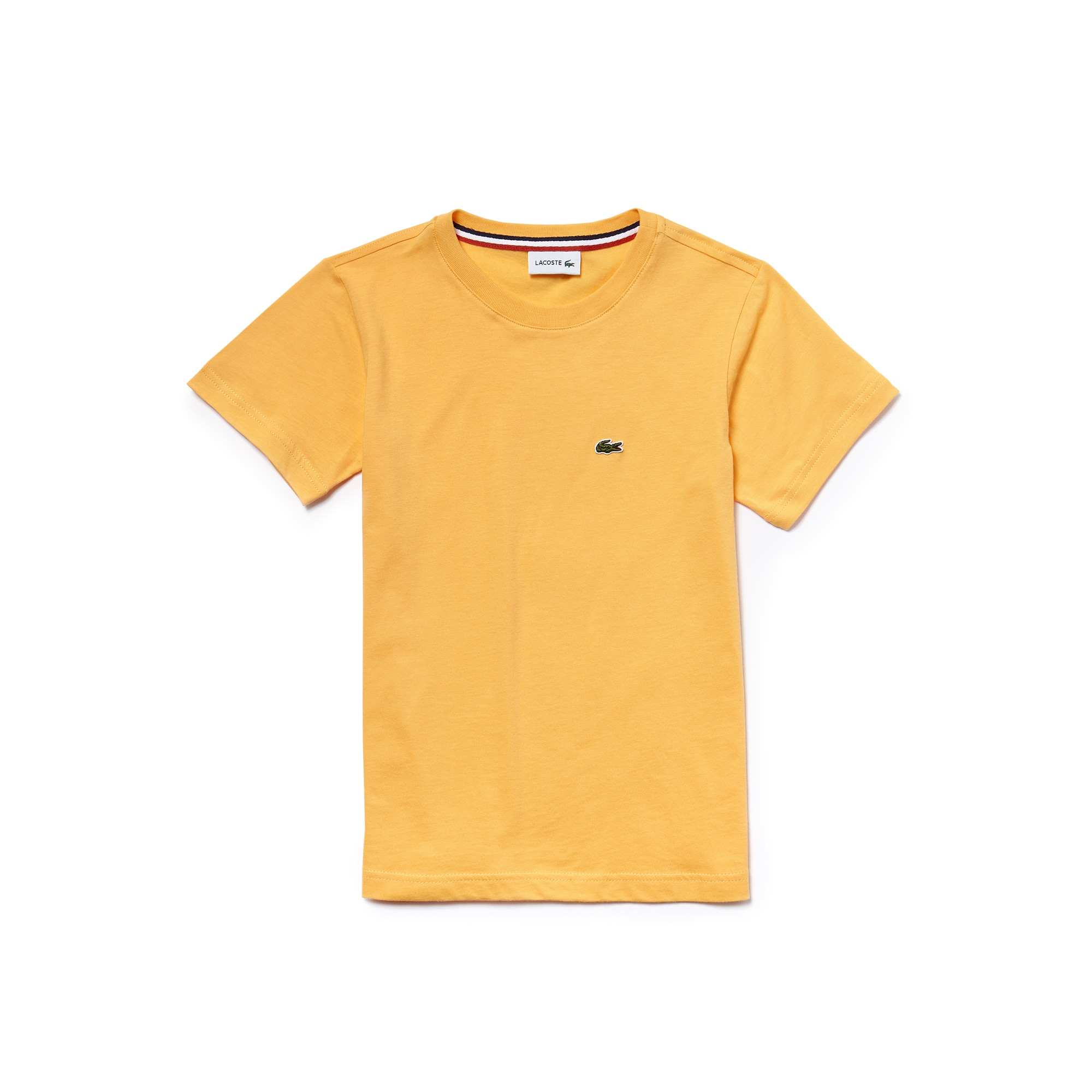 T-shirt a girocollo Bambino in jersey di cotone
