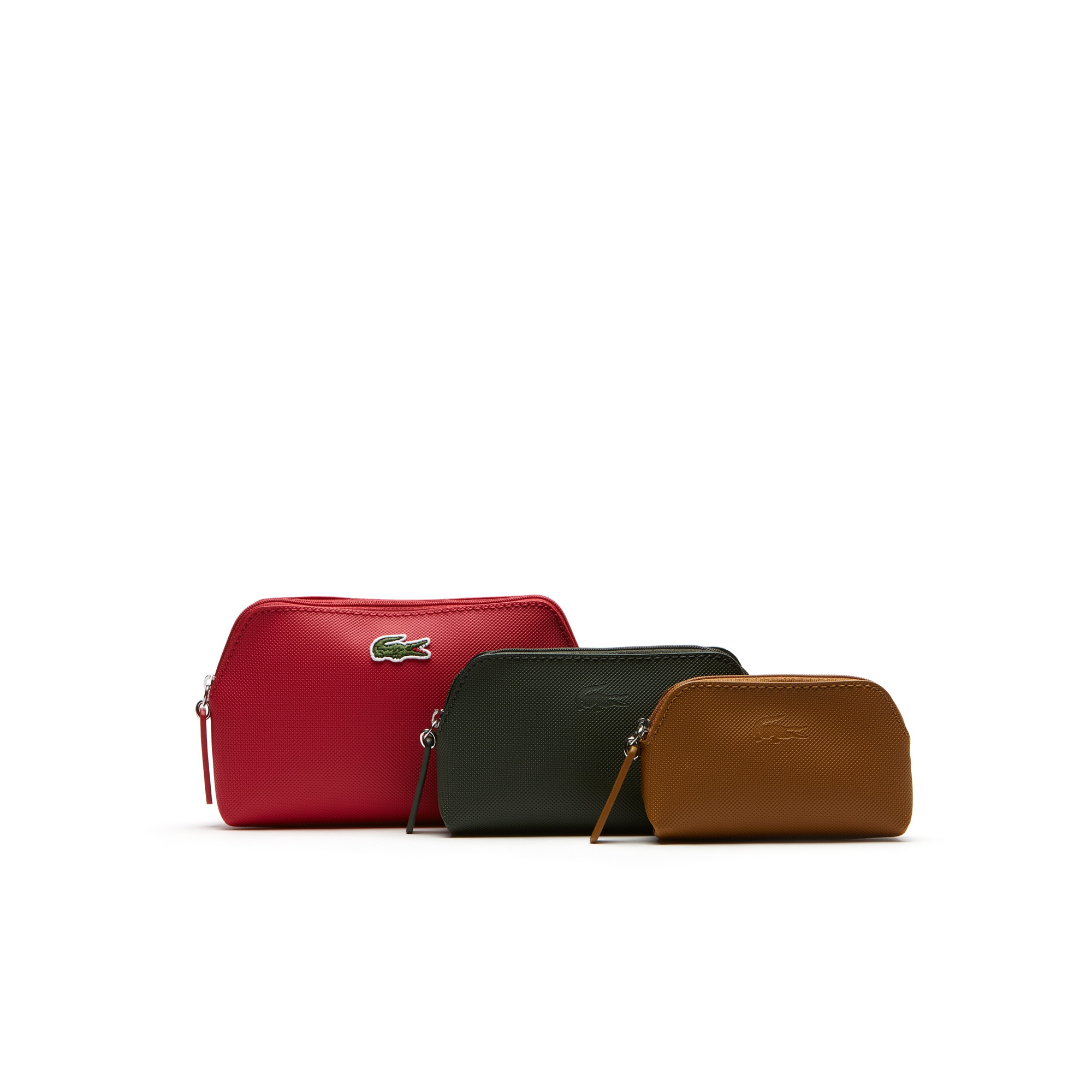 Trio di trousse make-up