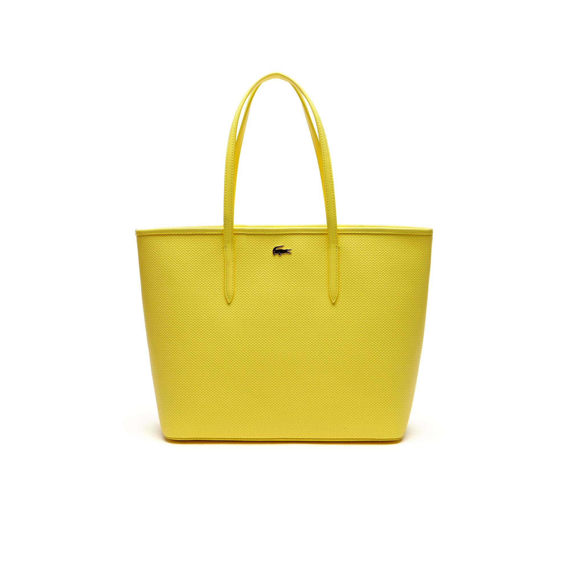 Medium shopping bag Chantaco in leather