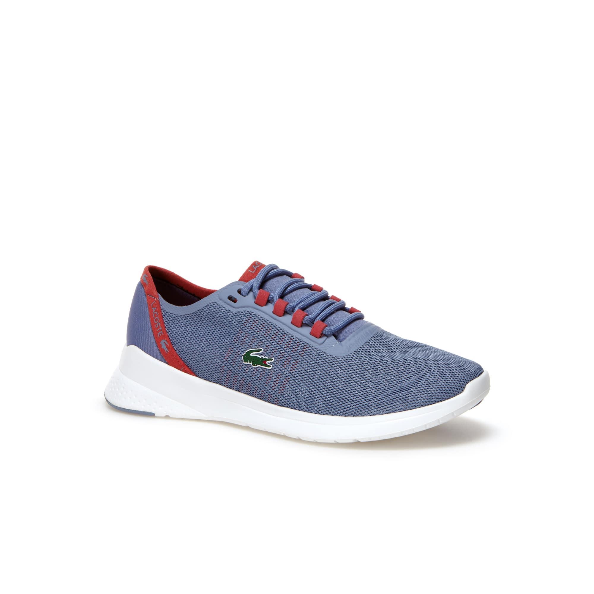 Sneakers LT Fit in tessuto e rete tecnica