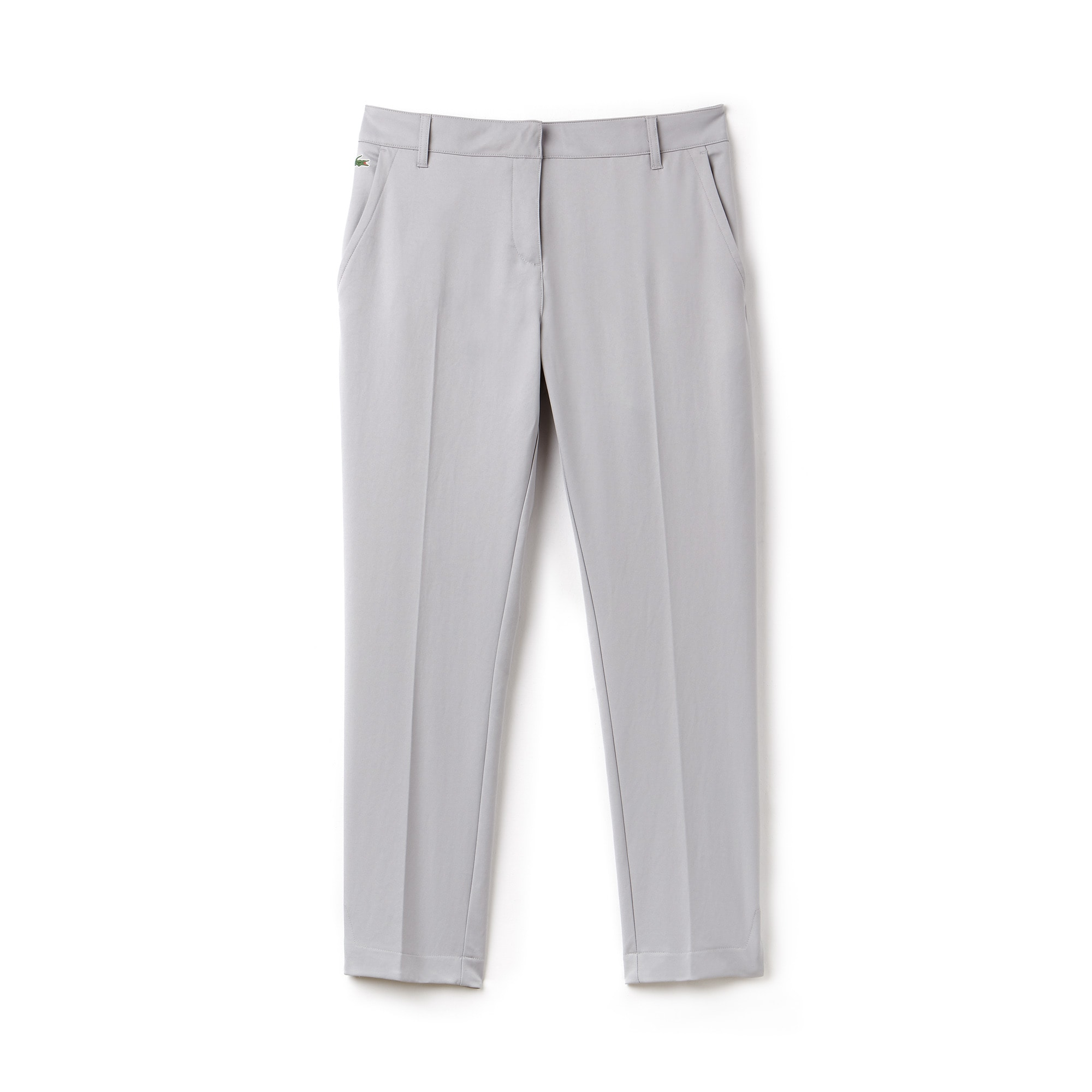 Pantaloni tecnici  da donna Lacoste SPORT Golf in gabardina