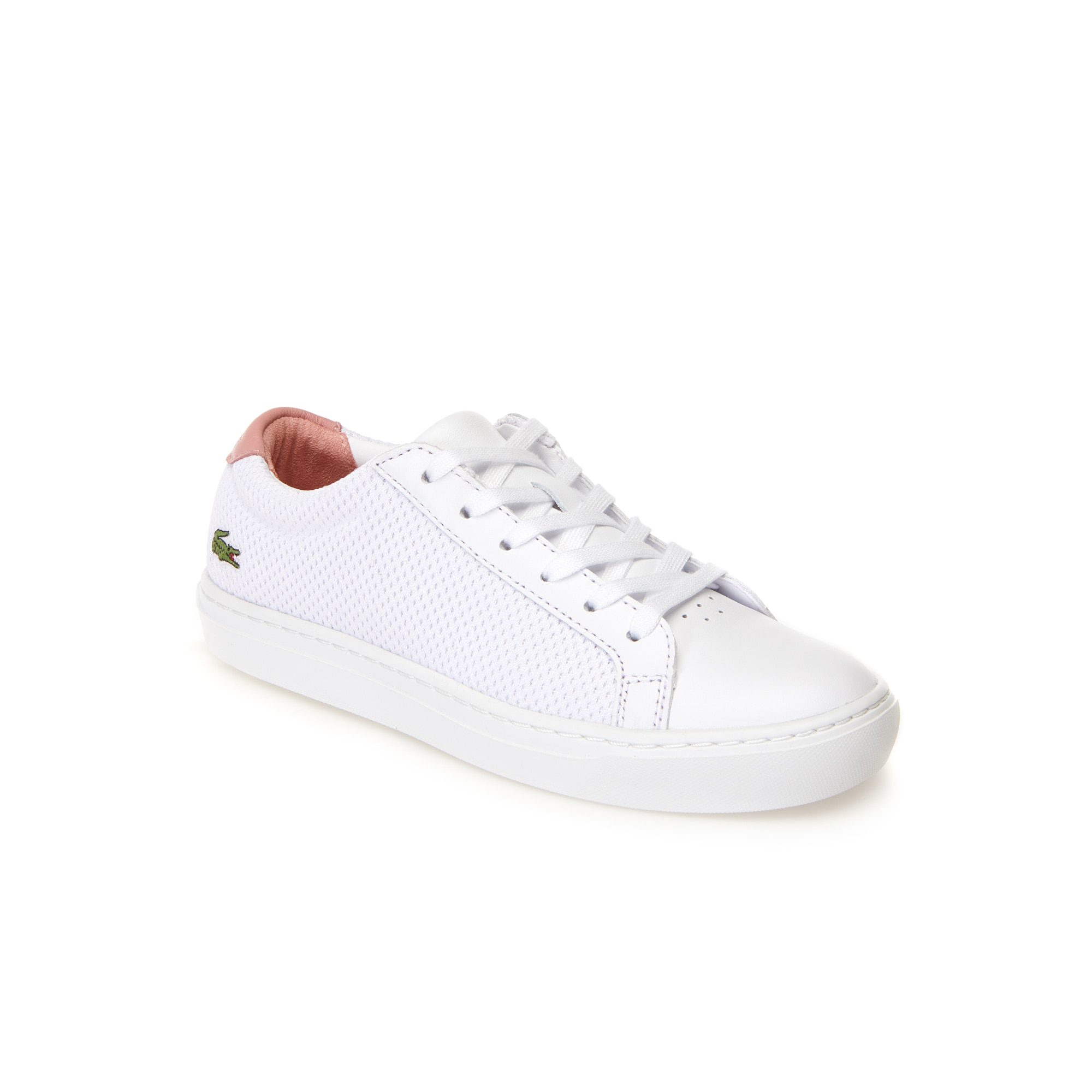 Women's L.12.12 Light-WT Textile and Leather Trainers