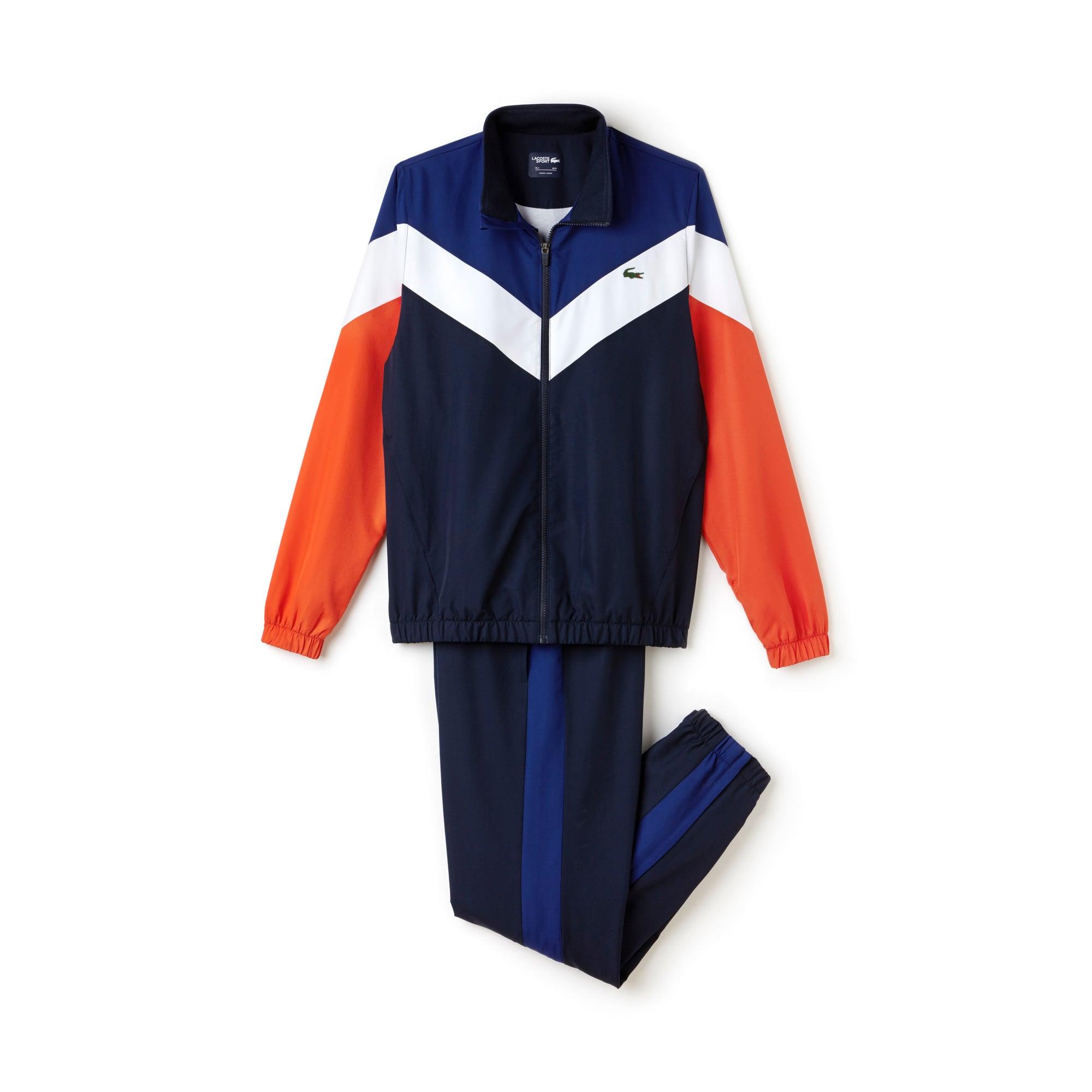 Tuta Tennis Lacoste SPORT color block