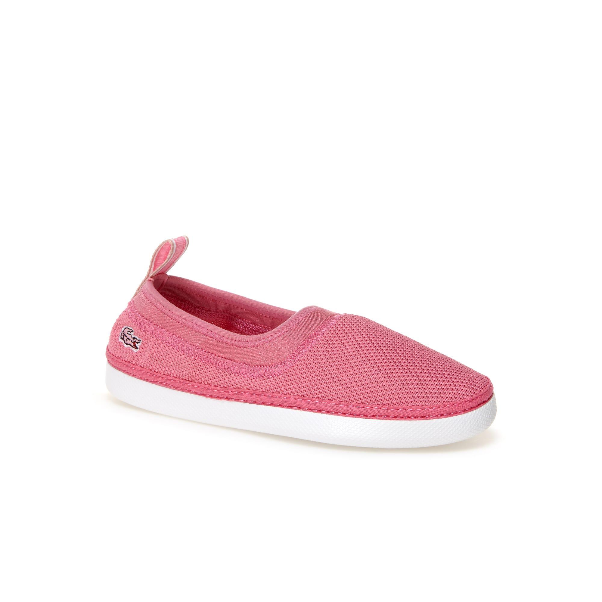 Sneakers senza stringhe L.ydro bambini in tessuto