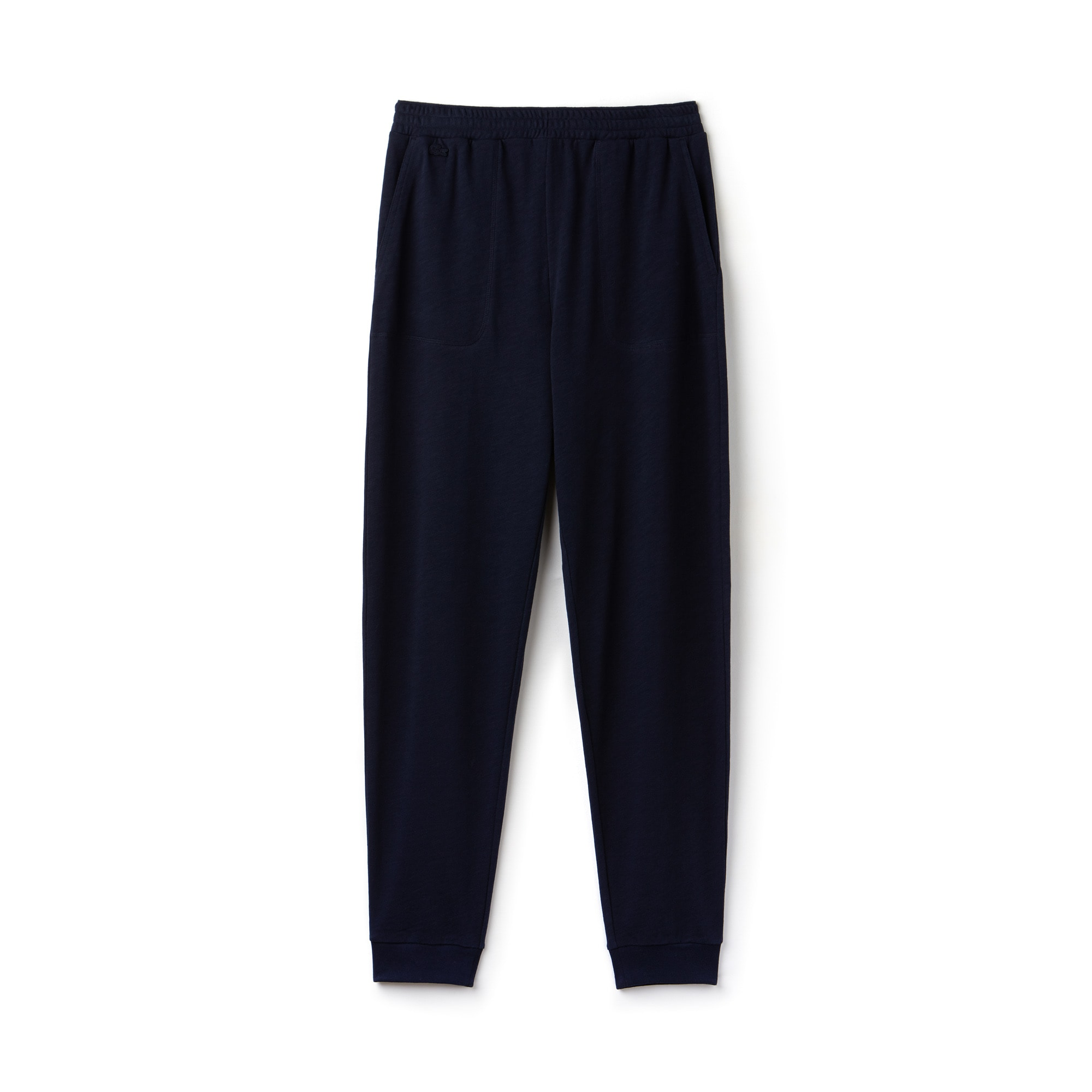 Pantaloni da jogging di stile urbano Lacoste MOTION in mollettone di cotone tinta unita