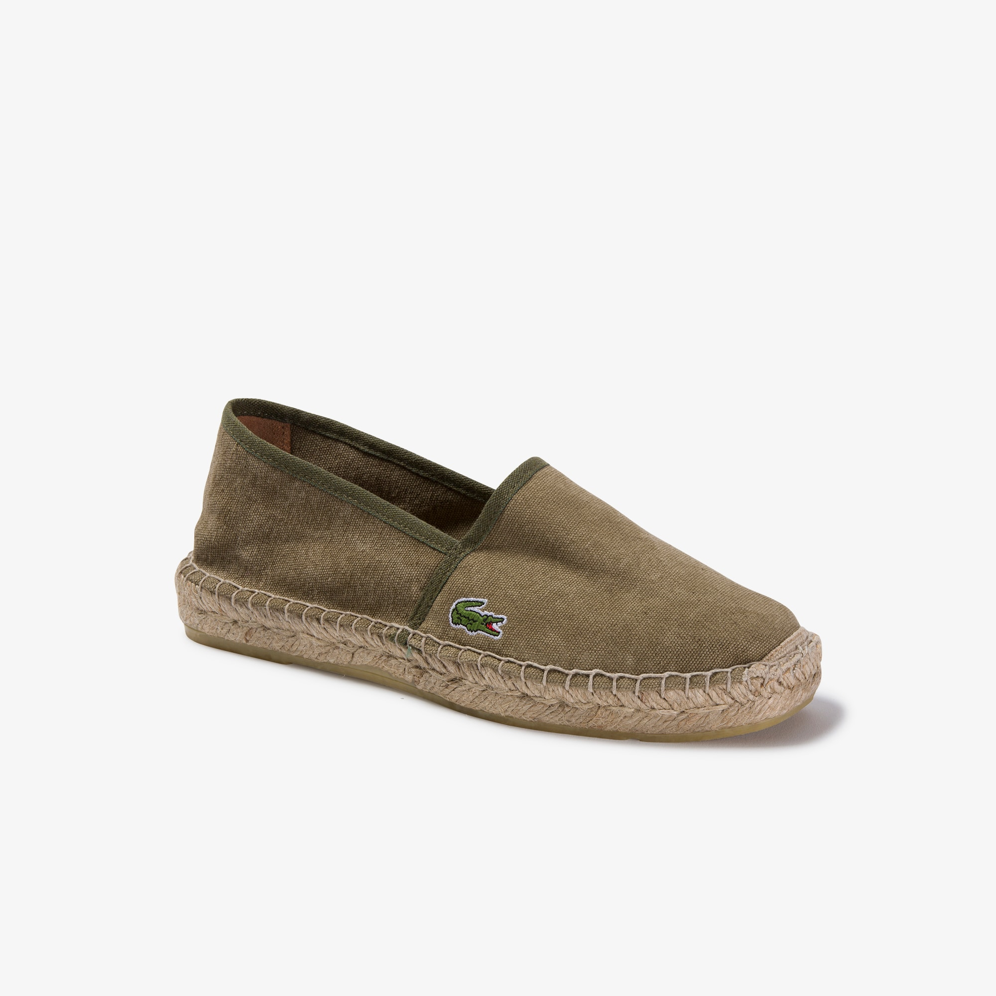 Espadrillas da uomo in canvas Moleon