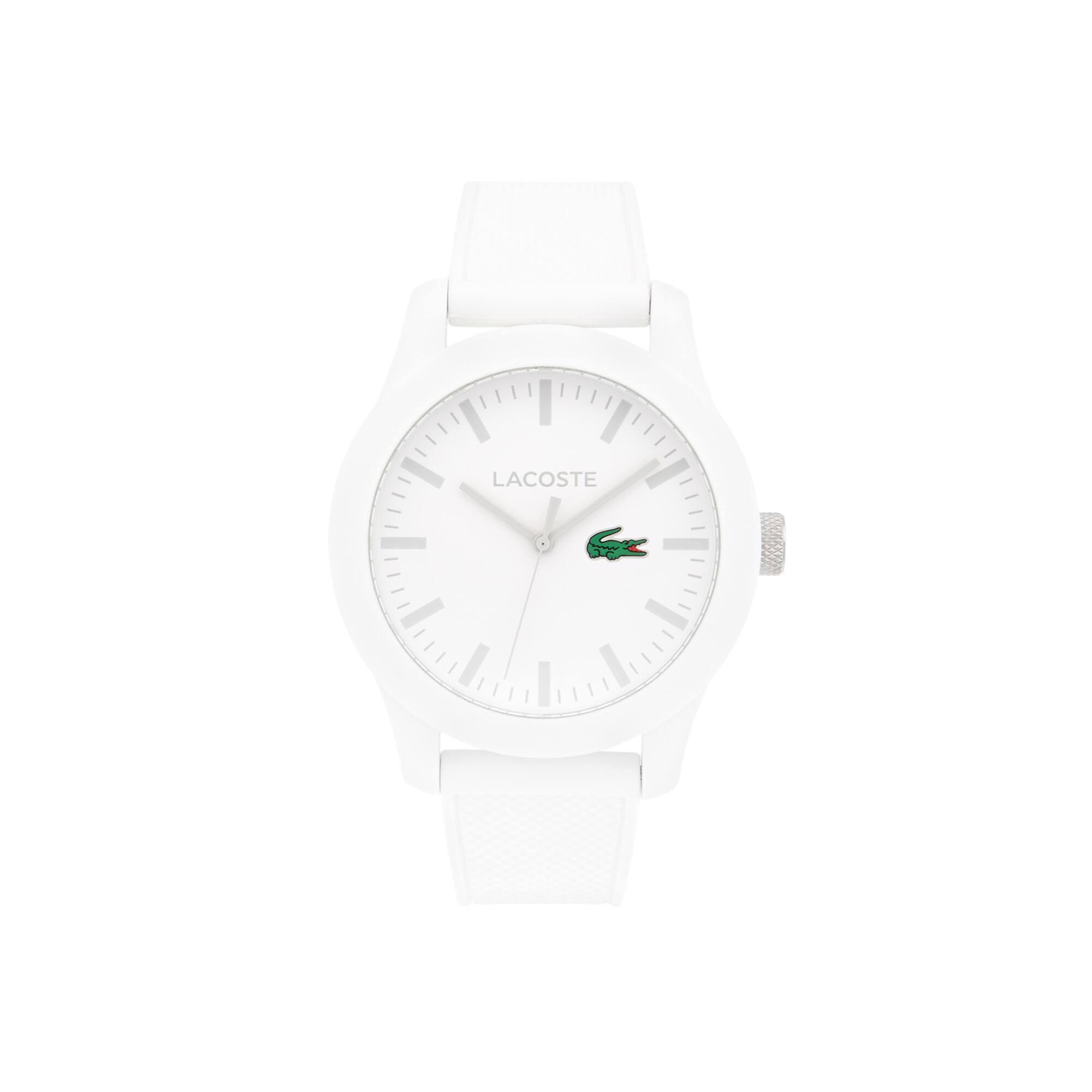 Orologio Lacoste 12.12 Donna bianco