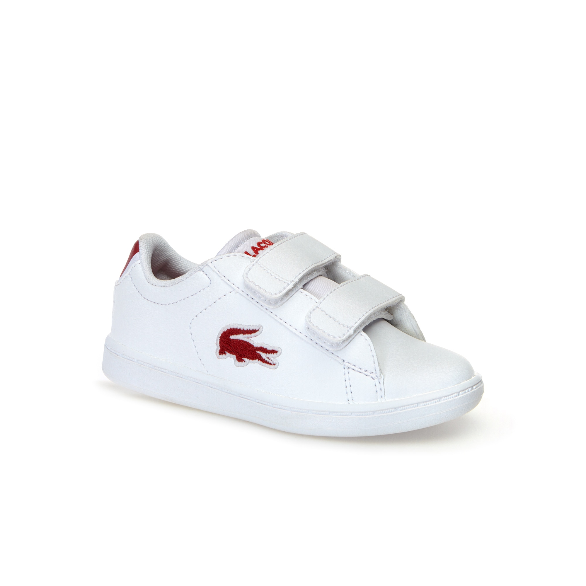 Infants' Carnaby Evo White Synthetic and Textile Trainers
