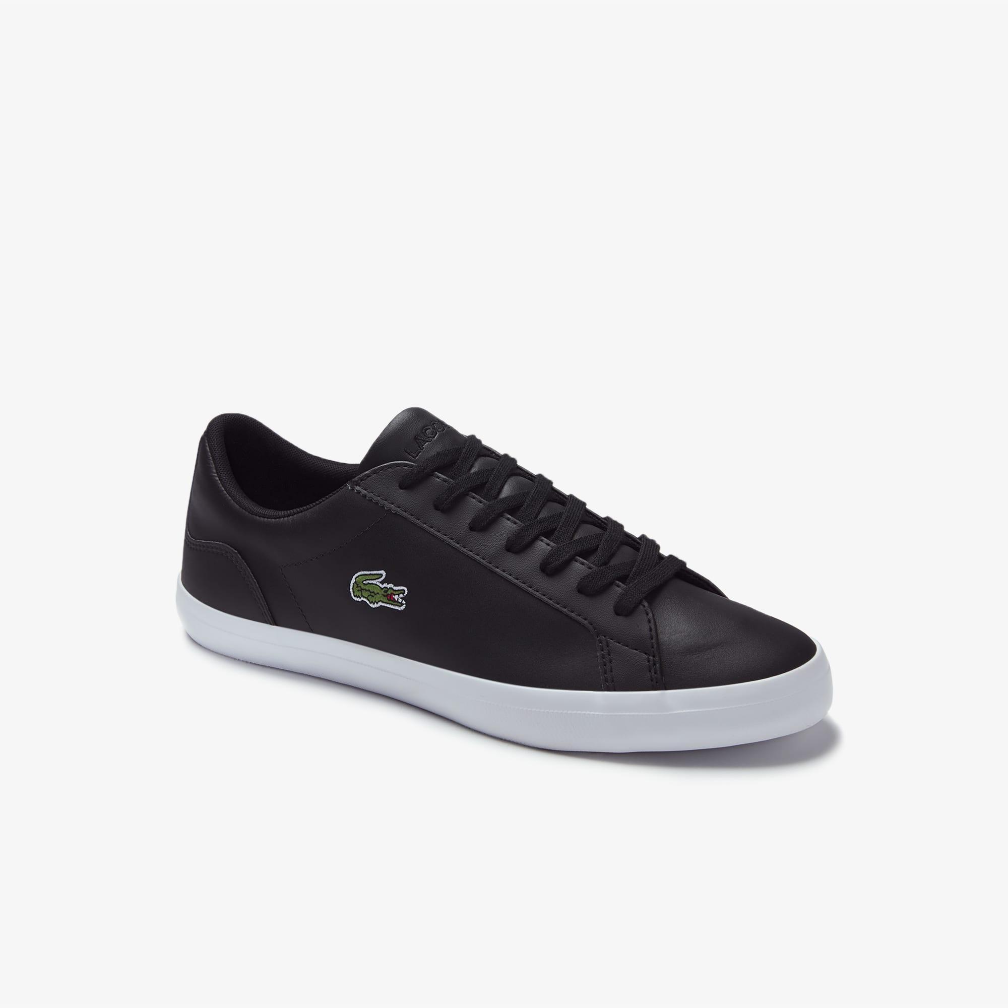 Sneakers Lerond in pelle monocolore