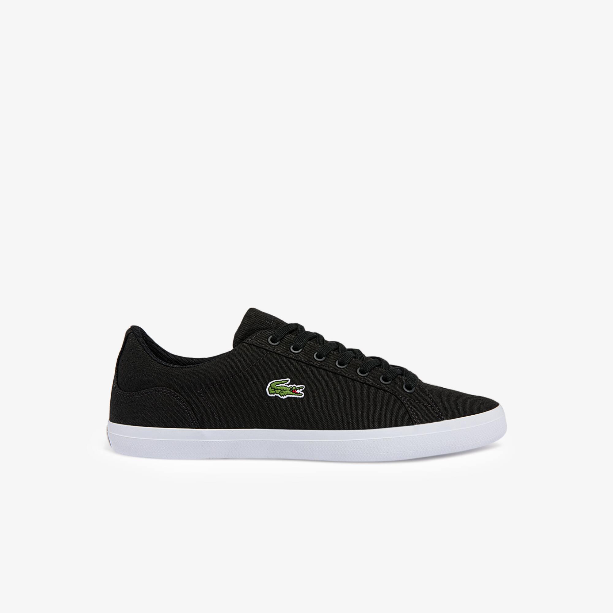 Sneakers Lerond in tela tinta unita