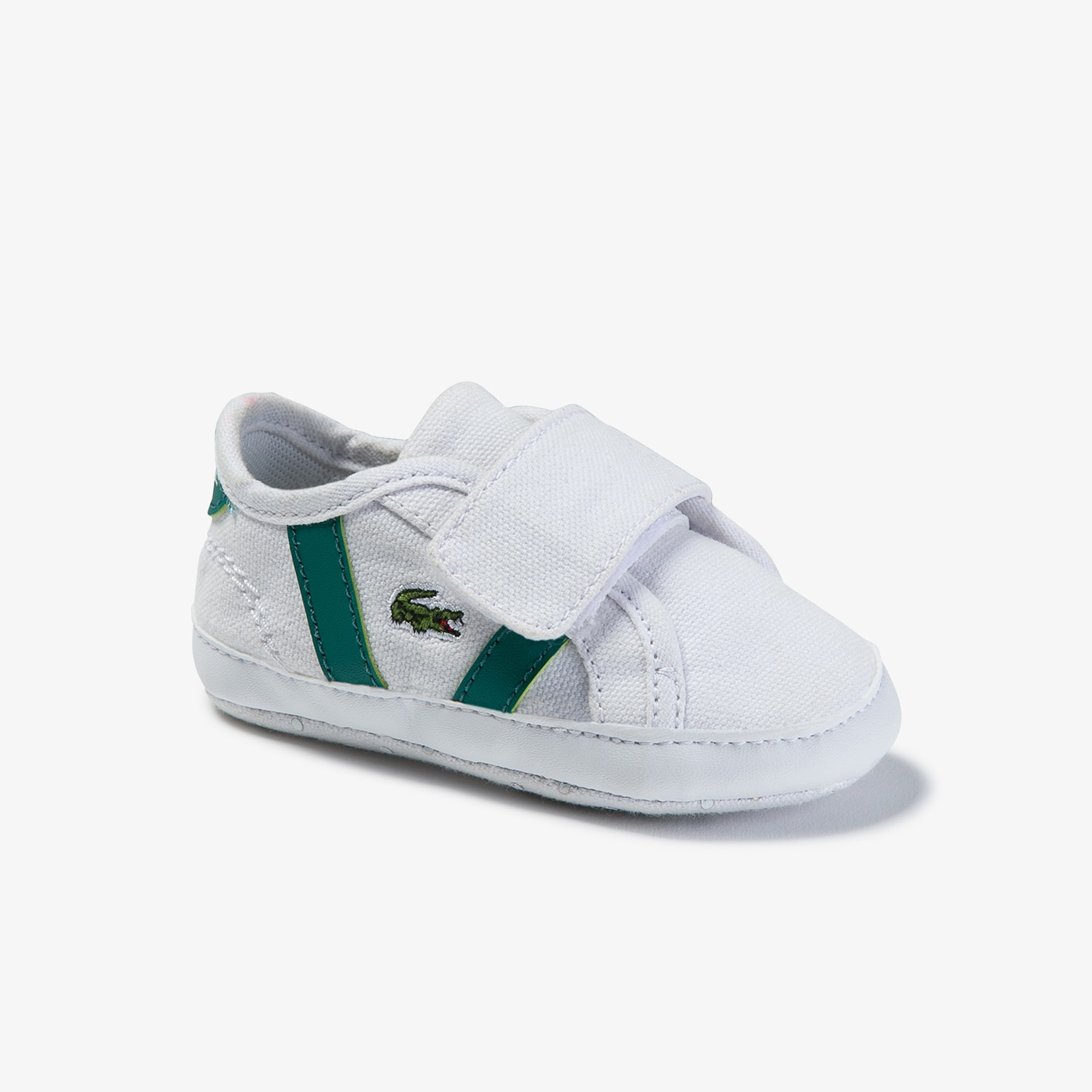 Sneakers da neonati in canvas e materiale sintetico Sideline Crib
