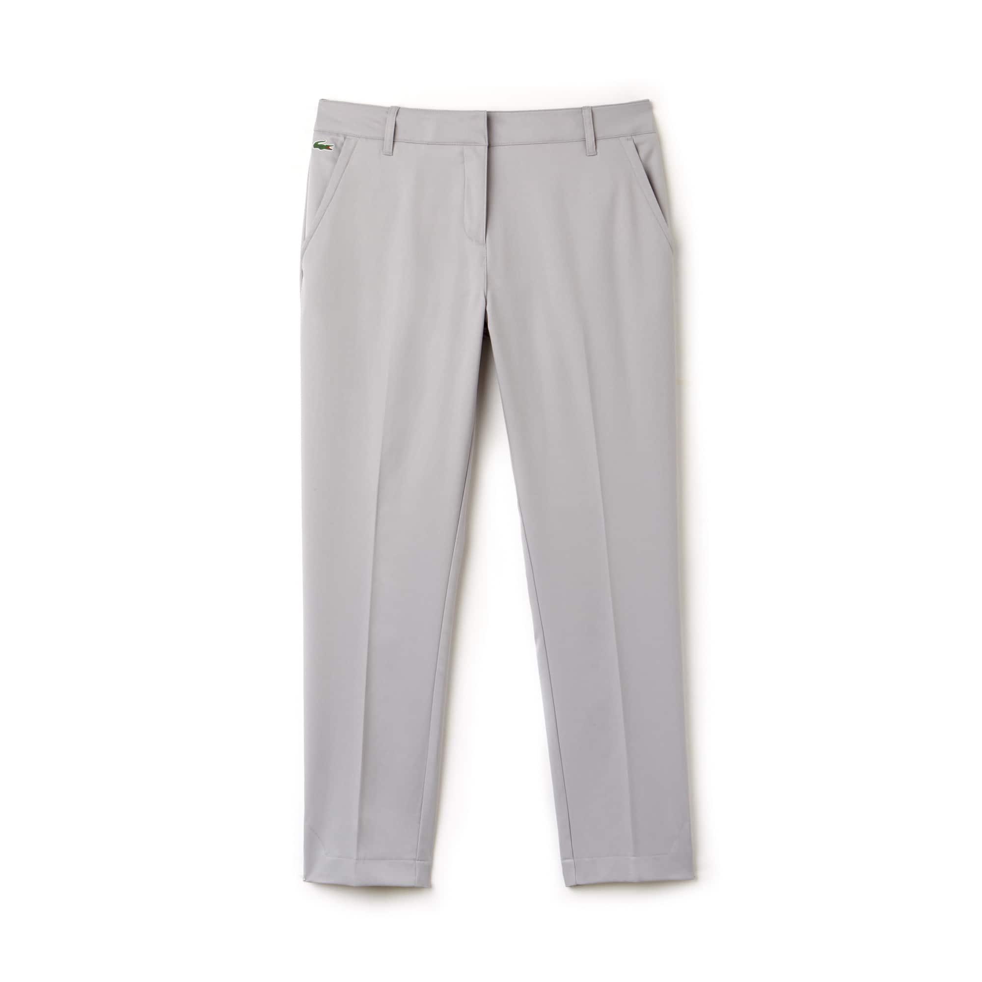 Pantaloni con pince Golf Lacoste SPORT in gabardine tecnico Edizione Ryder Cup