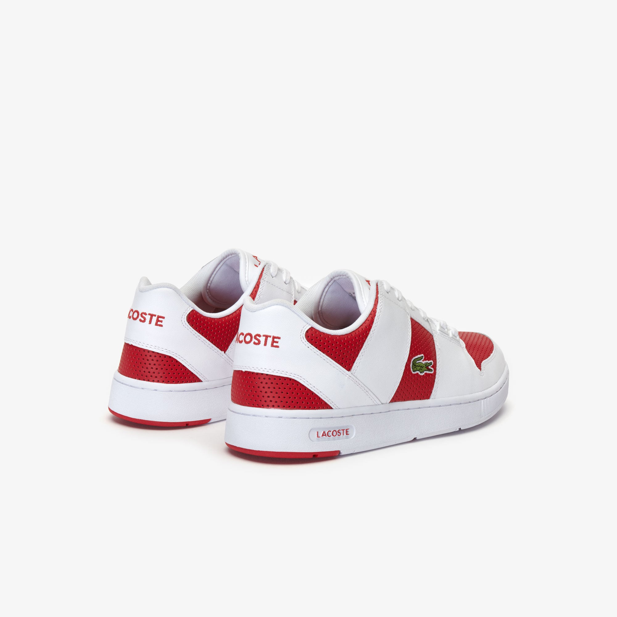 Sneakers da uomo in pelle bicolore Thrill