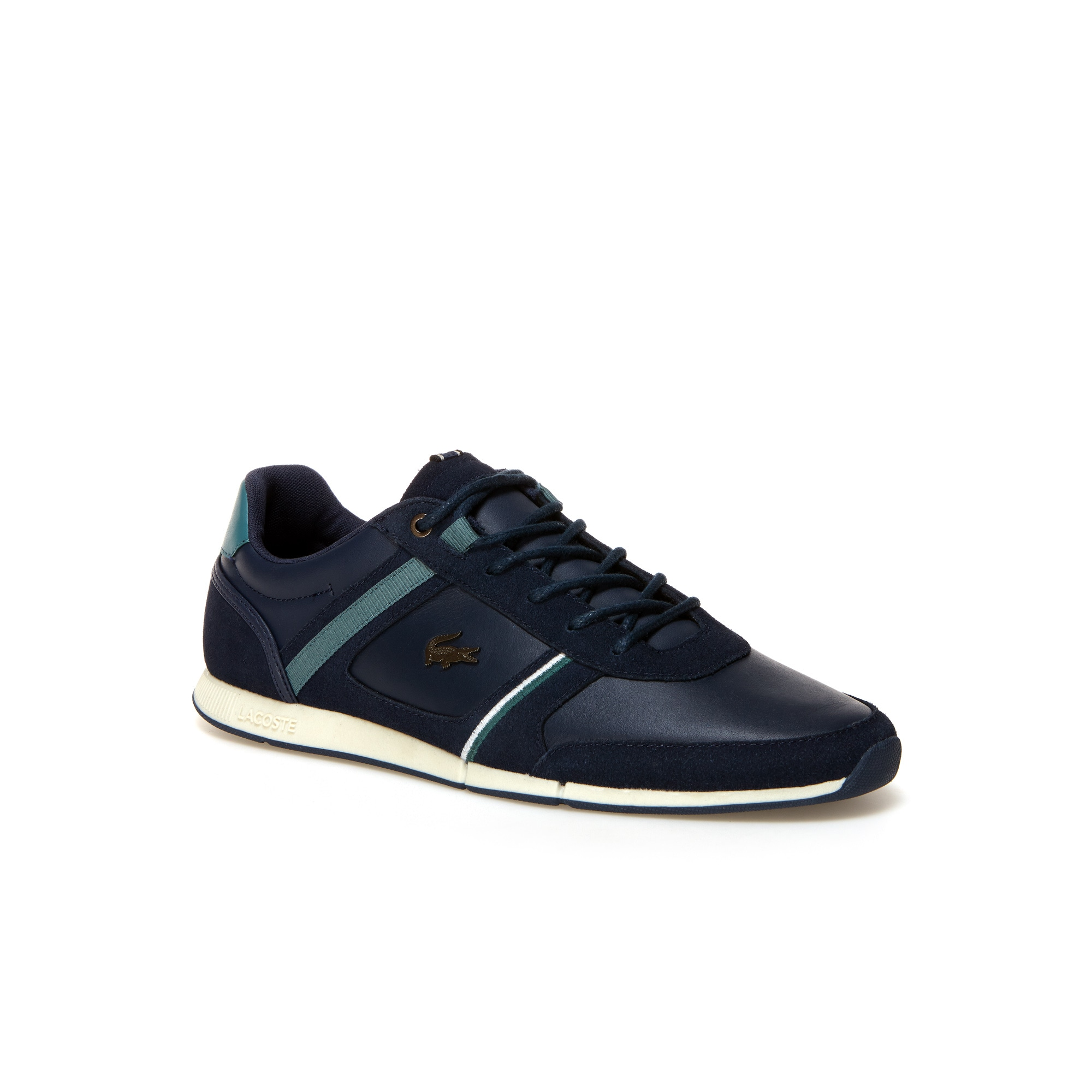 Sneakers Menerva in pelle
