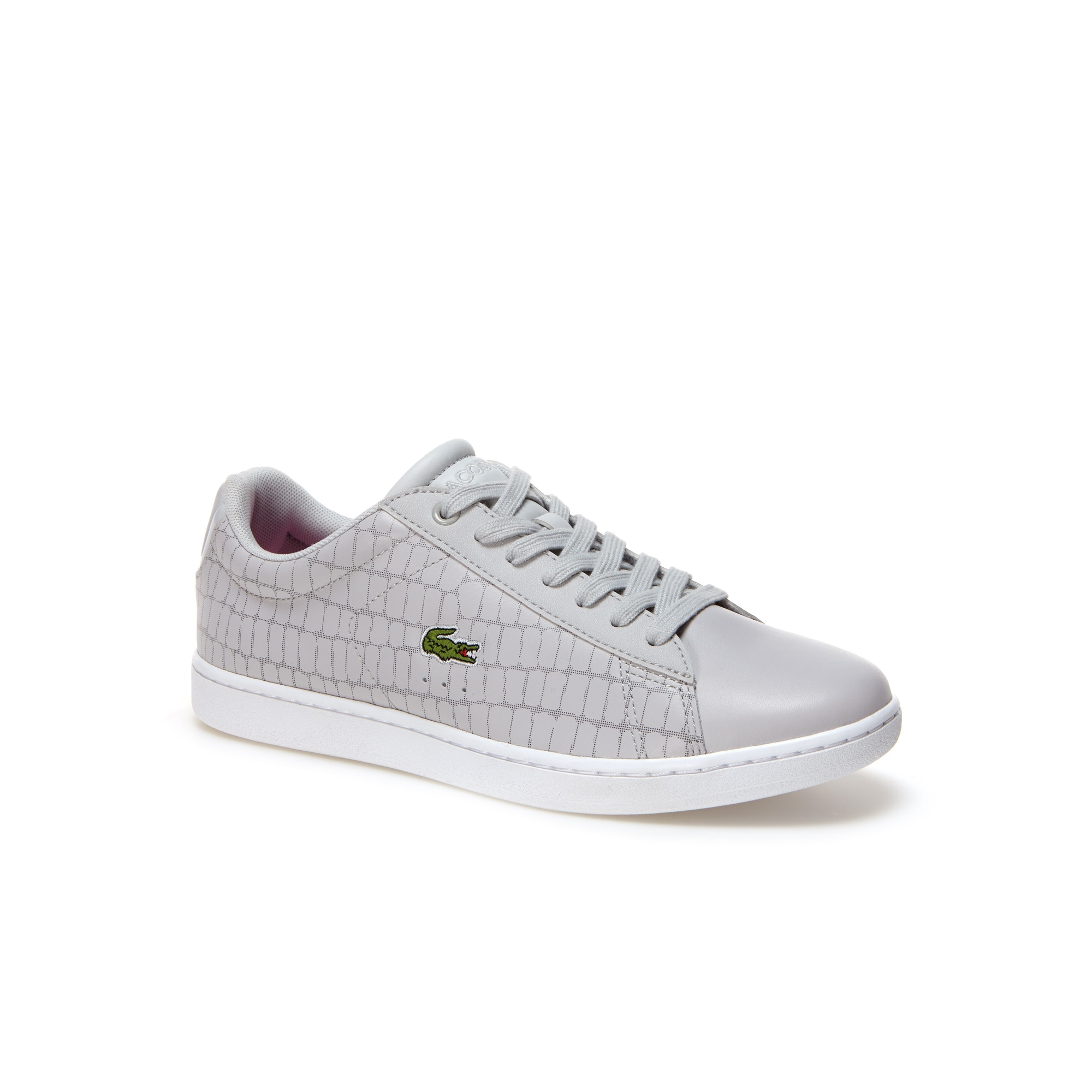 Sneakers Carnaby Evo in pelle con stampa grafica