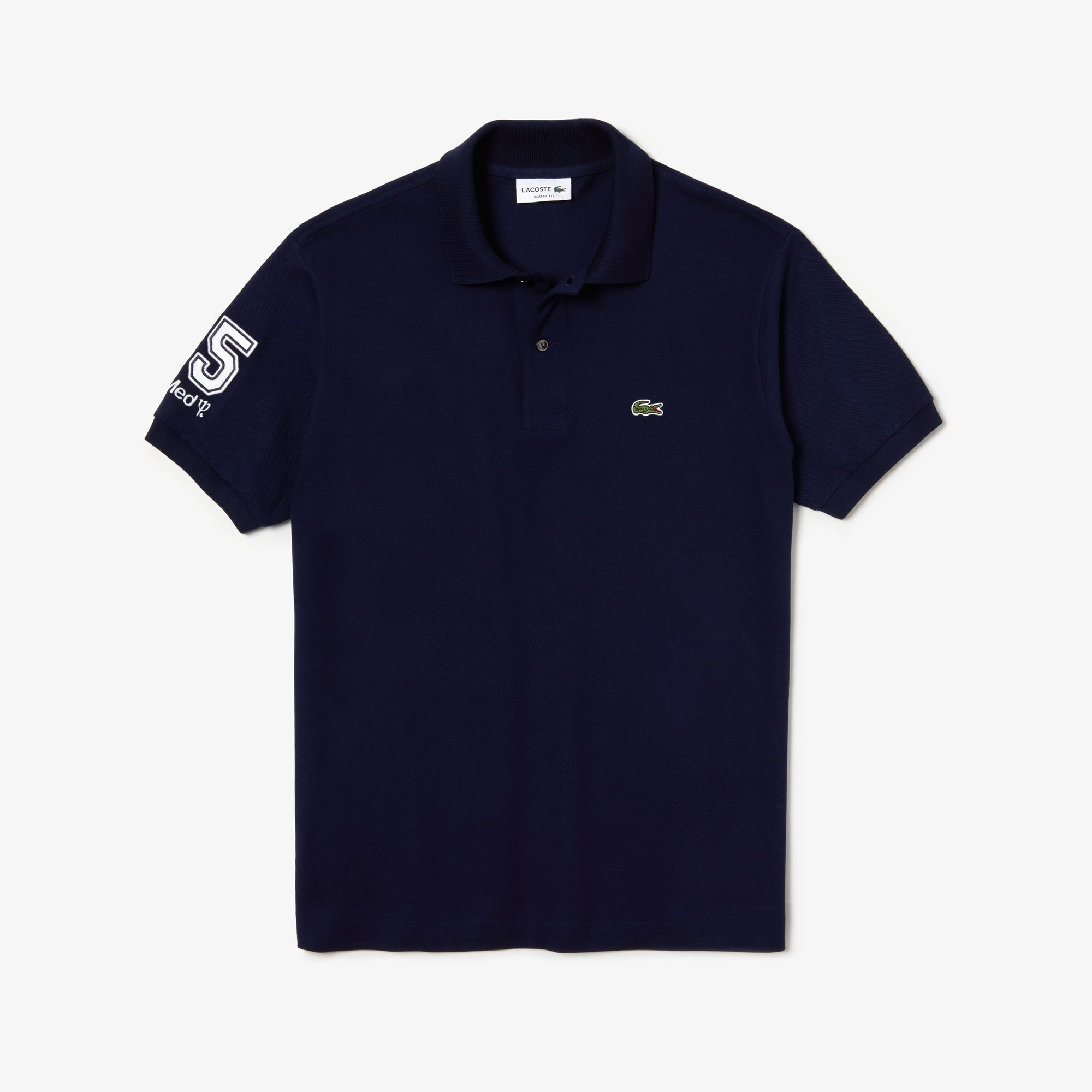 Polo Lacoste L.12.12 - Club Med in petit piqué