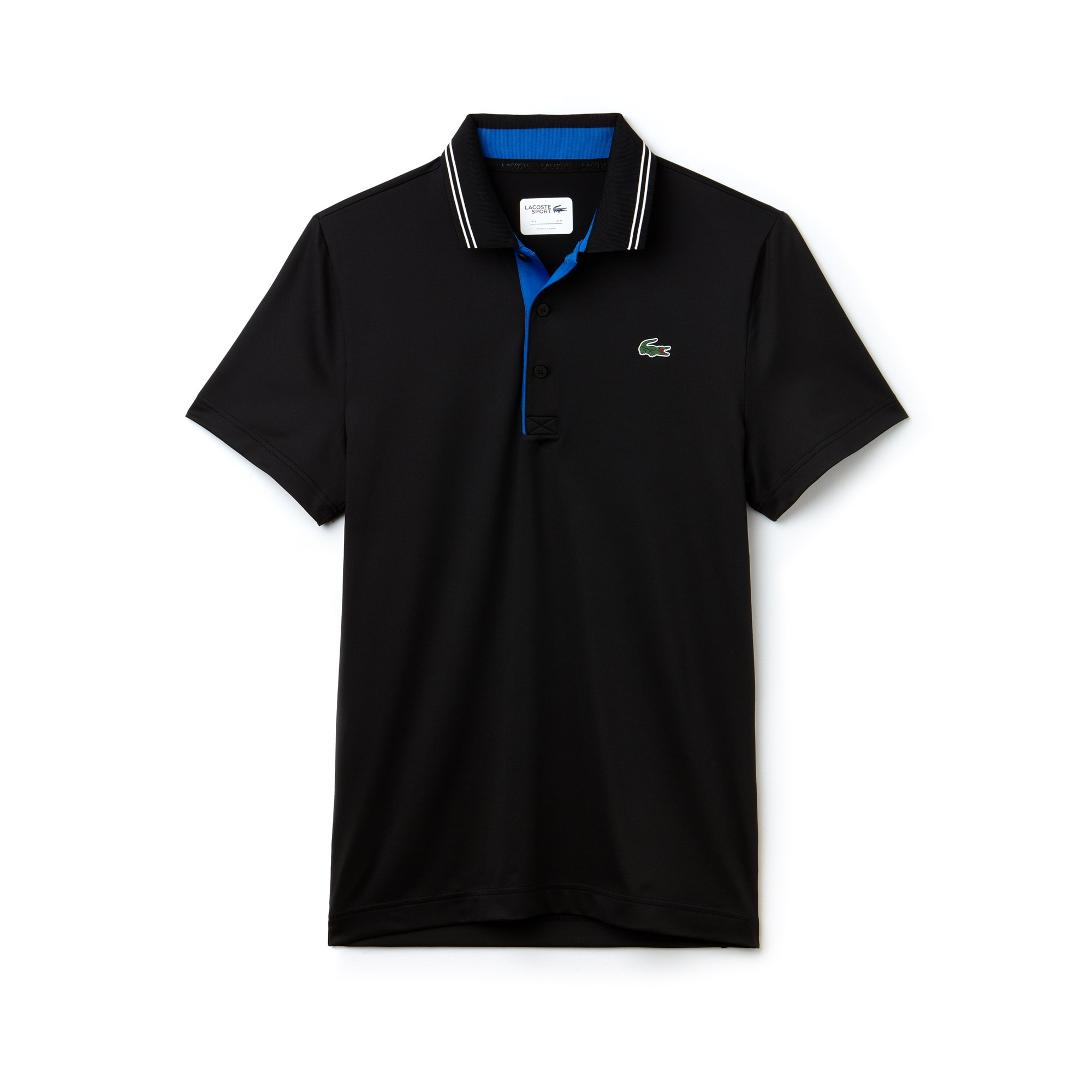 Polo Golf Lacoste SPORT in jersey stretch tecnico con logo