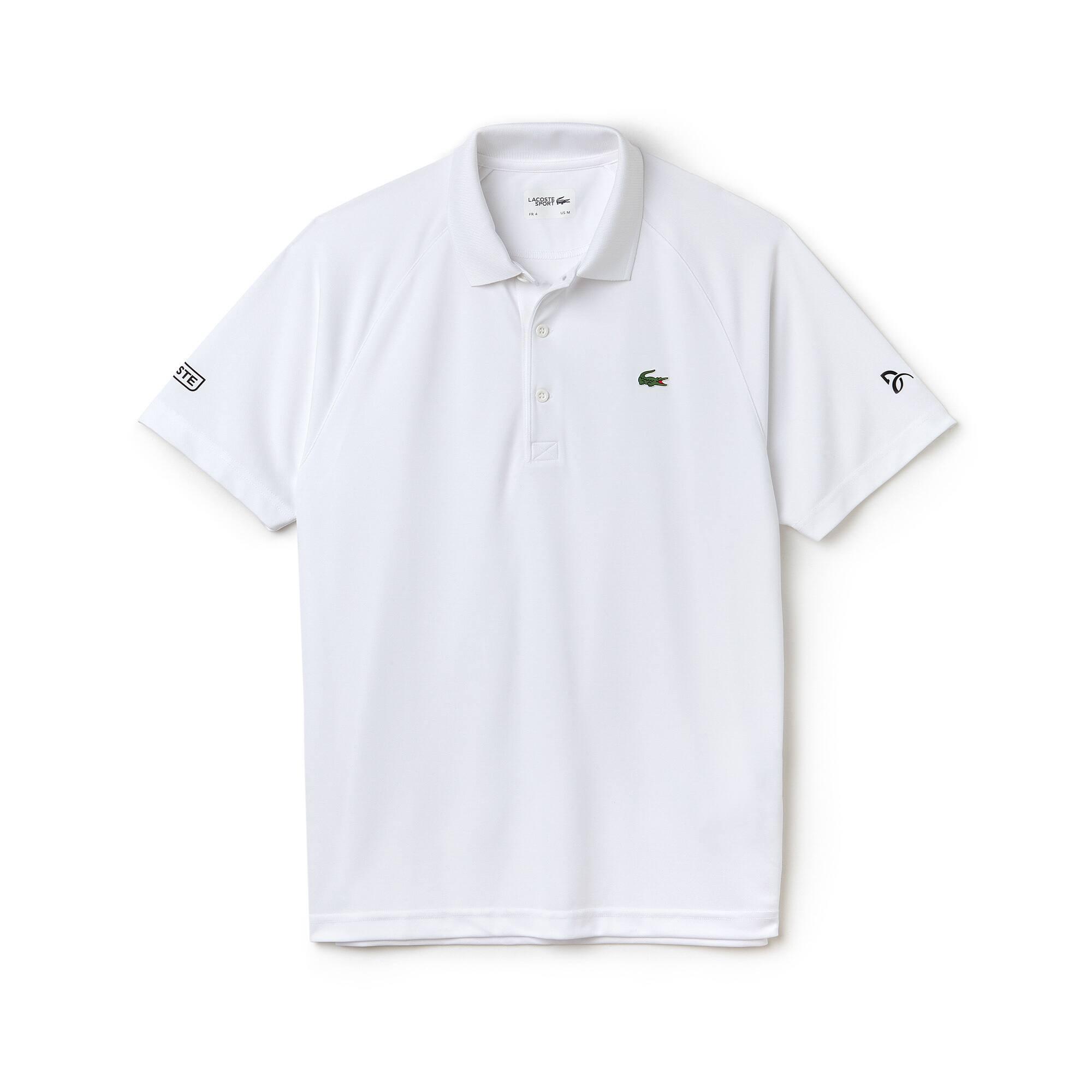 Polo Lacoste Collezione per Novak Djokovic -  Exclusive Green Edition