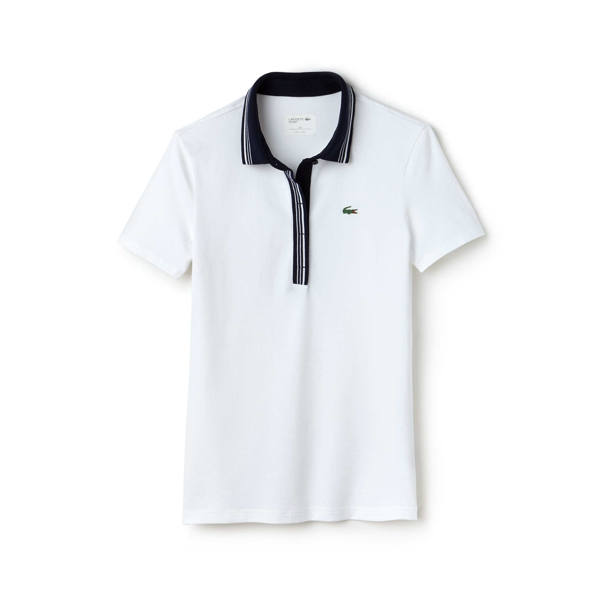 Polo Golf Lacoste SPORT in maglia ultra leggera stretch