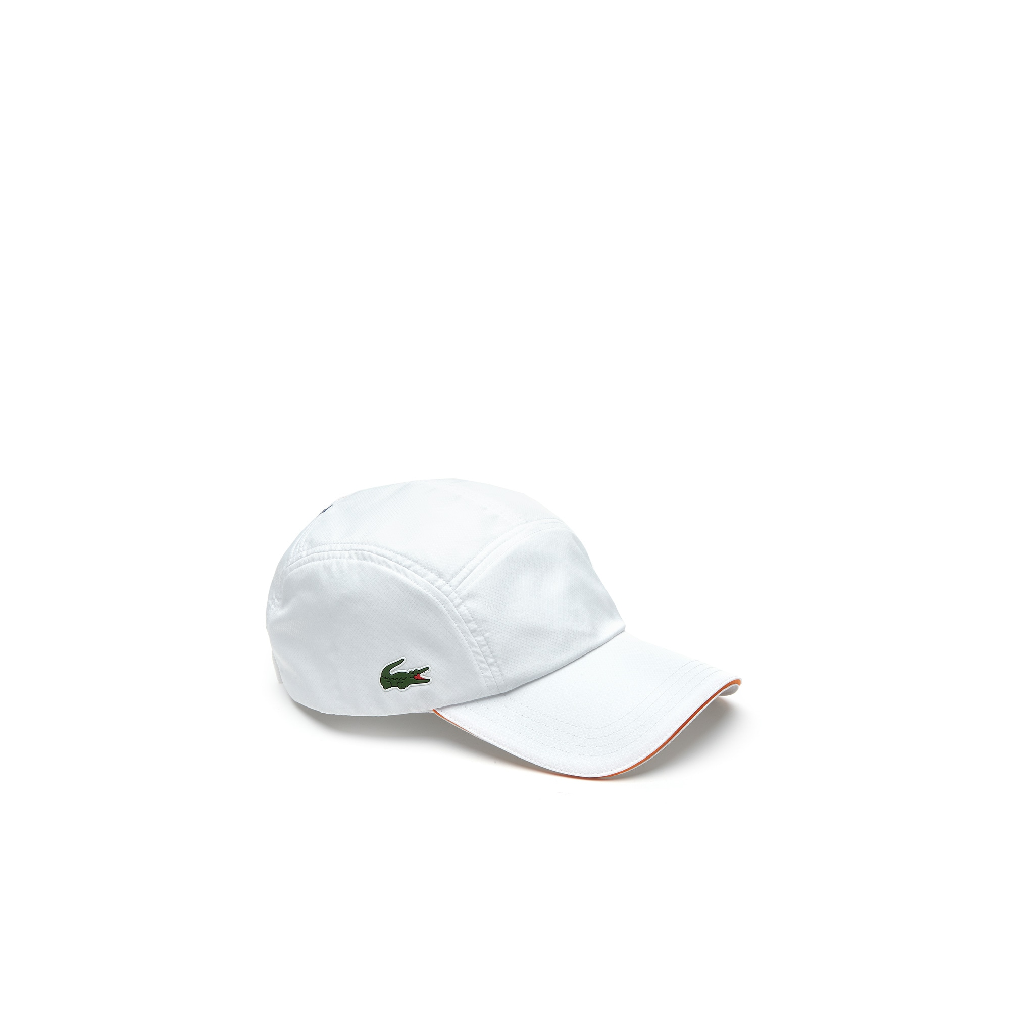 Berretto con visiera Tennis Lacoste SPORT in taffetà con bordino