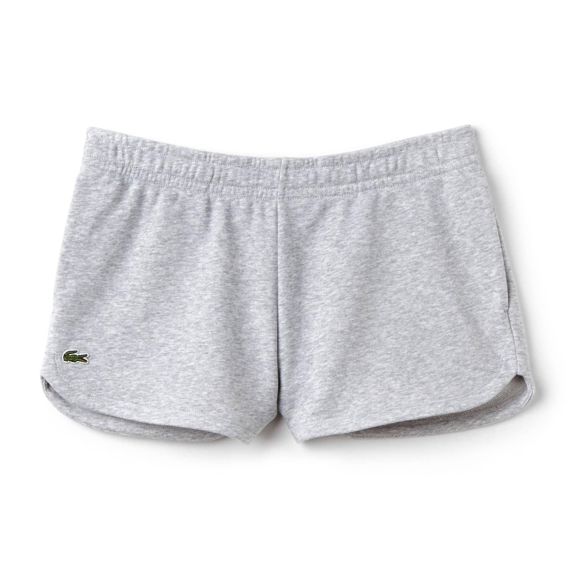 Pantaloncini Tennis Lacoste SPORT in cotone tinta unita