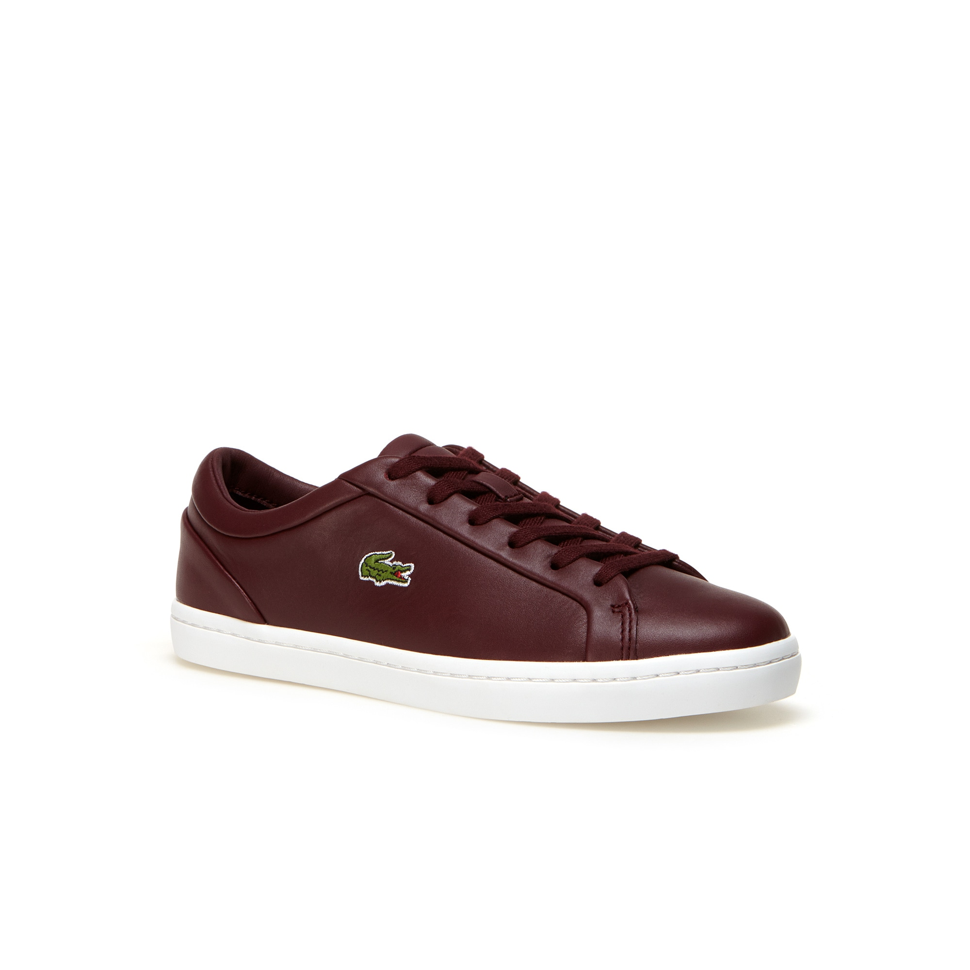 Sneakers Straightset Lace in pelle