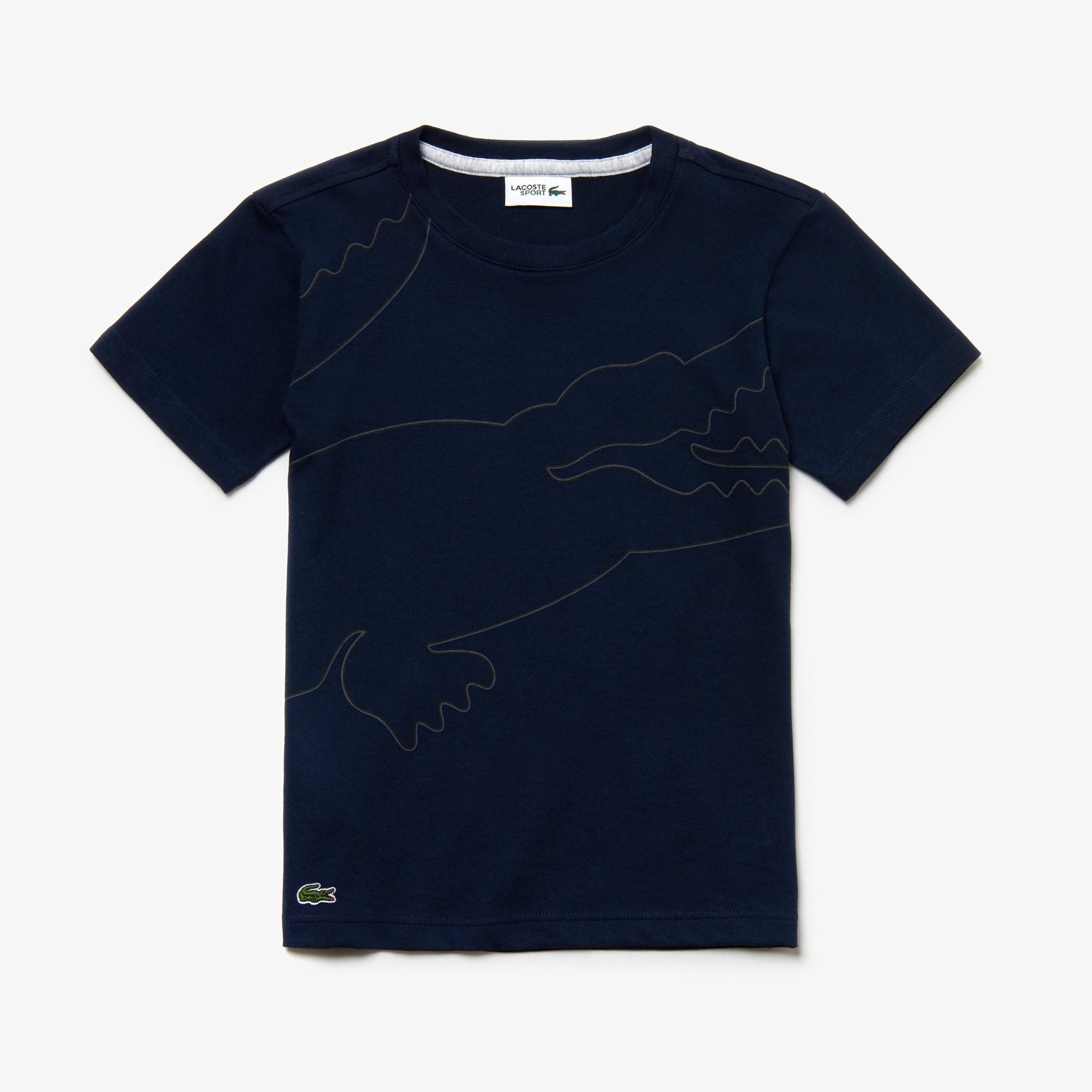 Magliette Lacoste BambinoSport T Shirt Da E m8n0vwyNPO