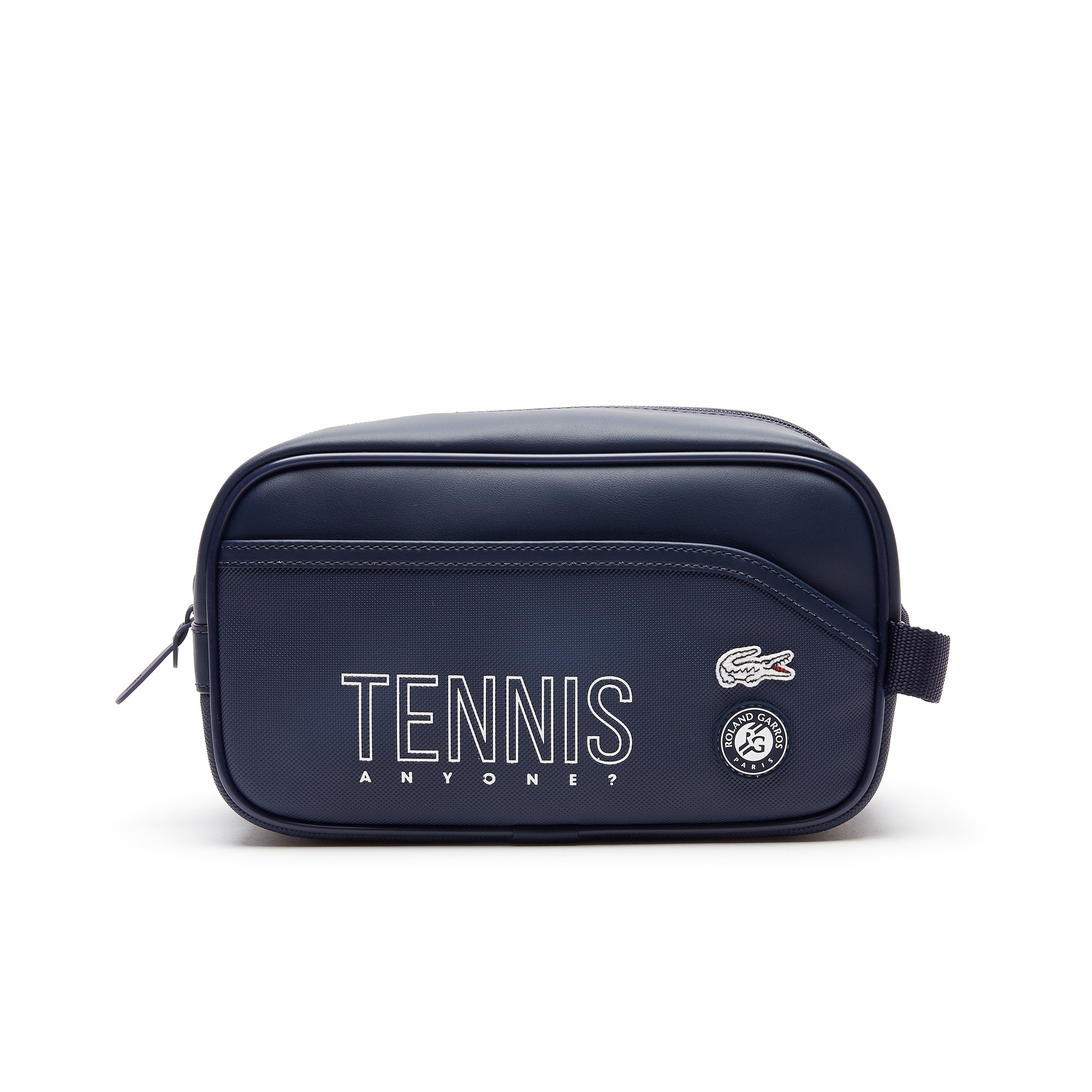 Trousse da toilette Lacoste SPORT Roland Garros con marchio