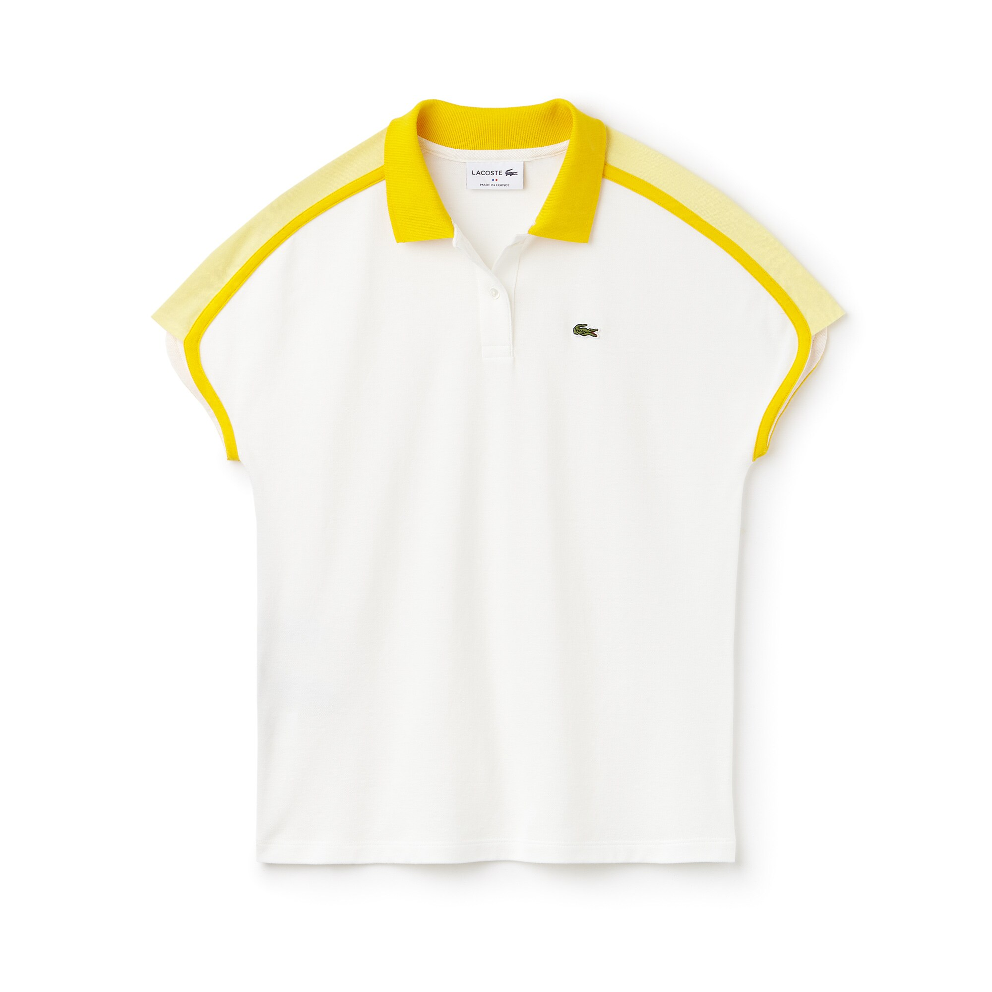 Polo Lacoste Made In France