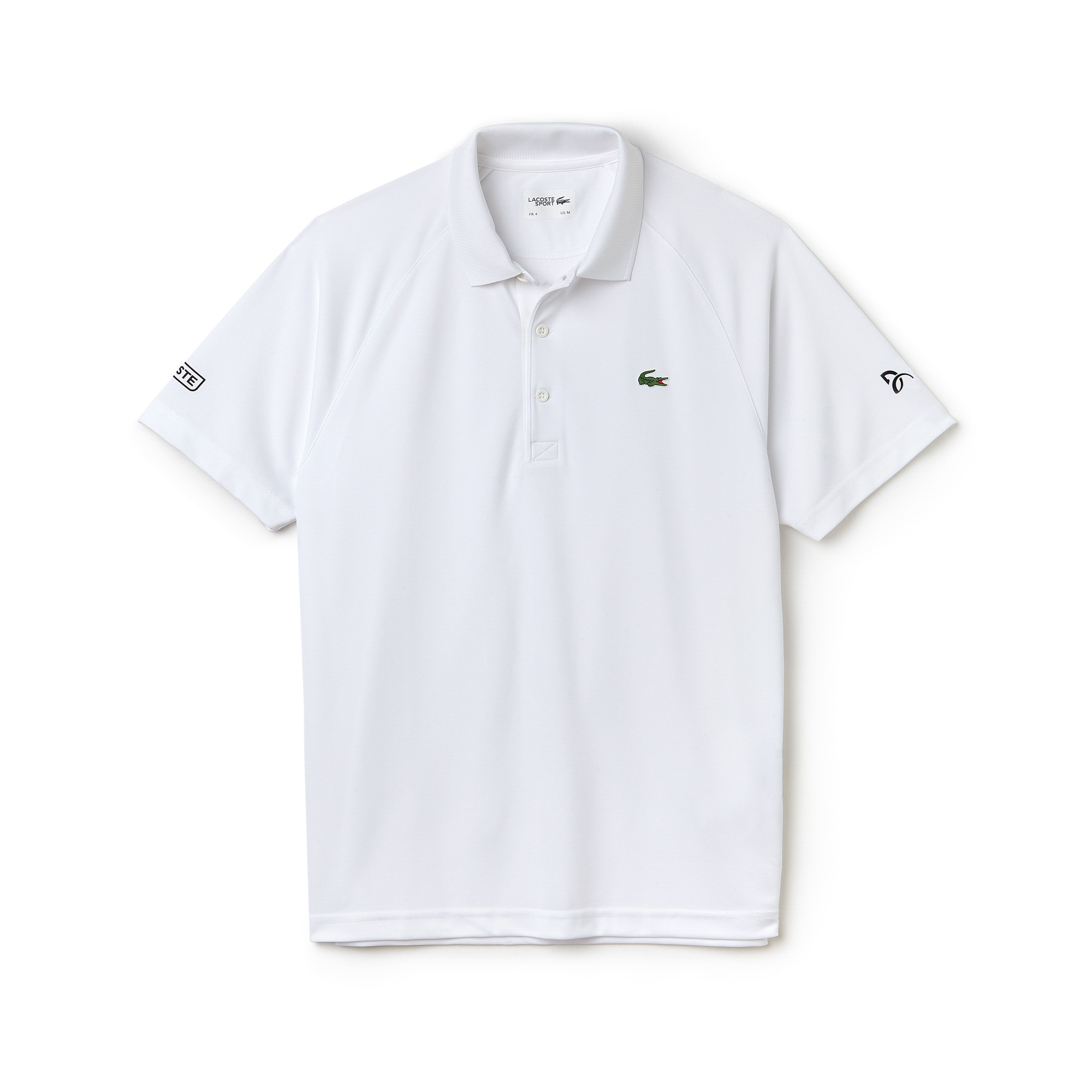 Polo Lacoste Collezione per Novak Djokovic -  Exclusive Green Edition