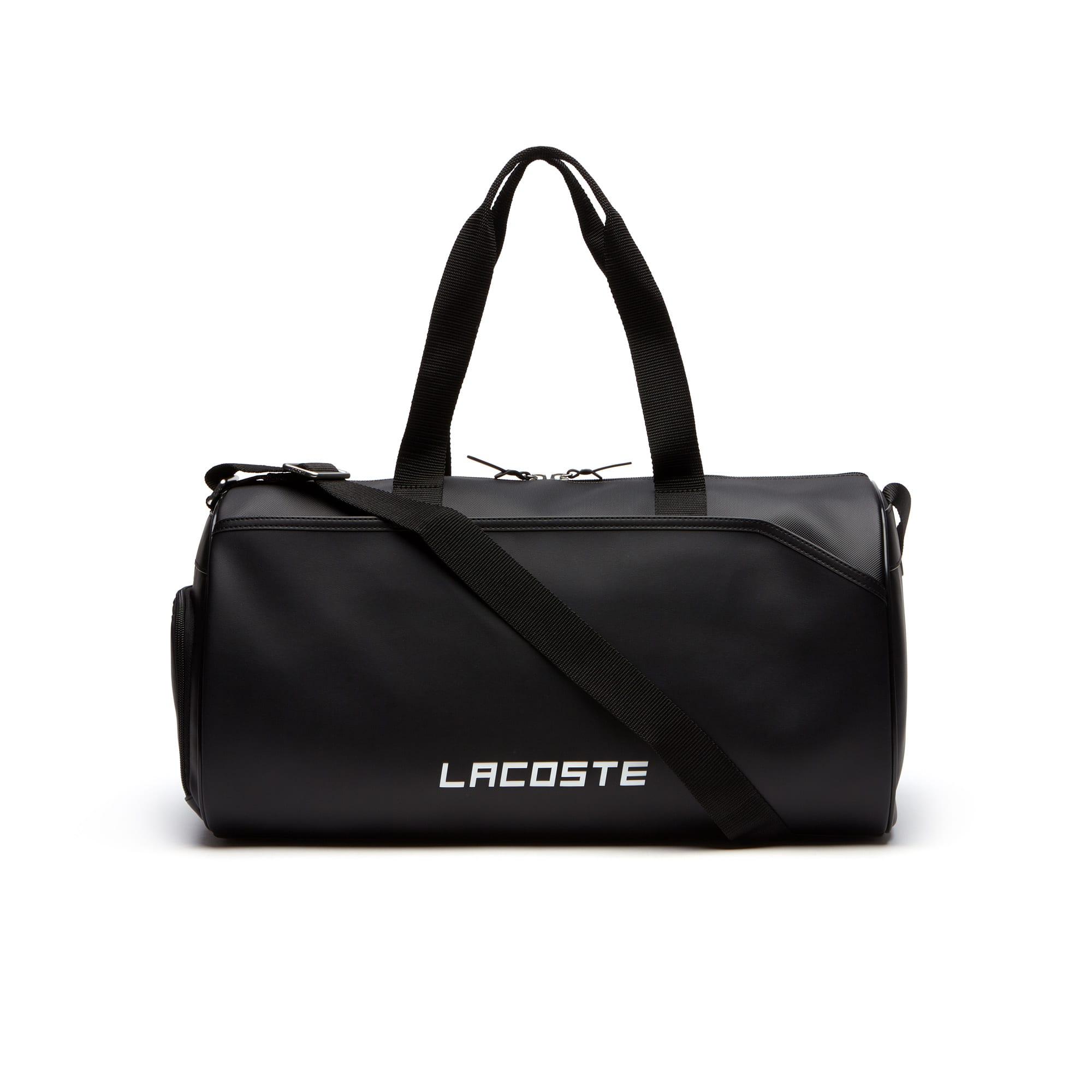 Borsa a cilindro Lacoste SPORT Ultimum con scritta Lacoste