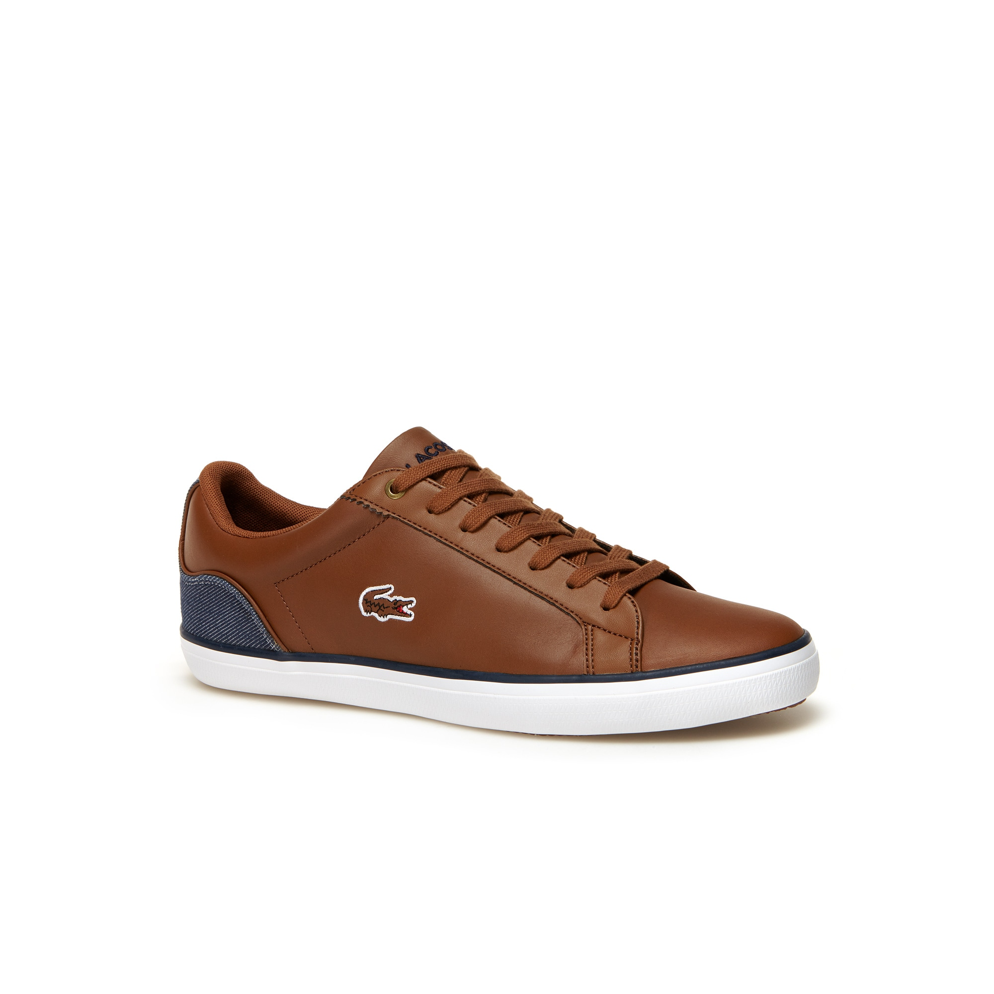 Sneakers Lerond in pelle
