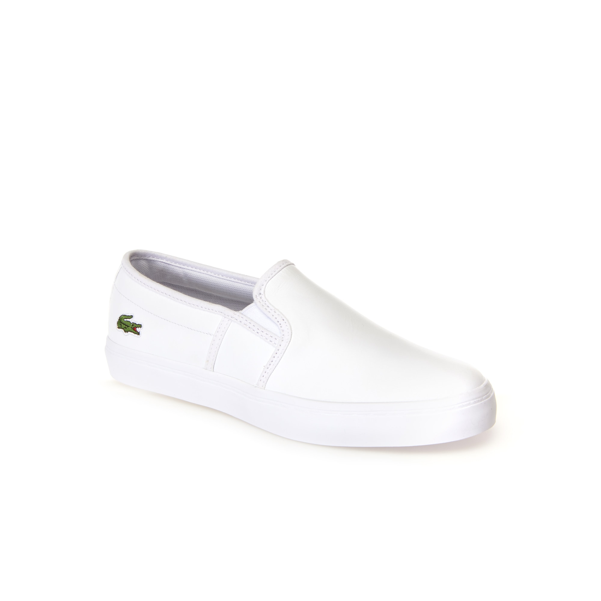 Sneakers senza stringhe Gazon in pelle