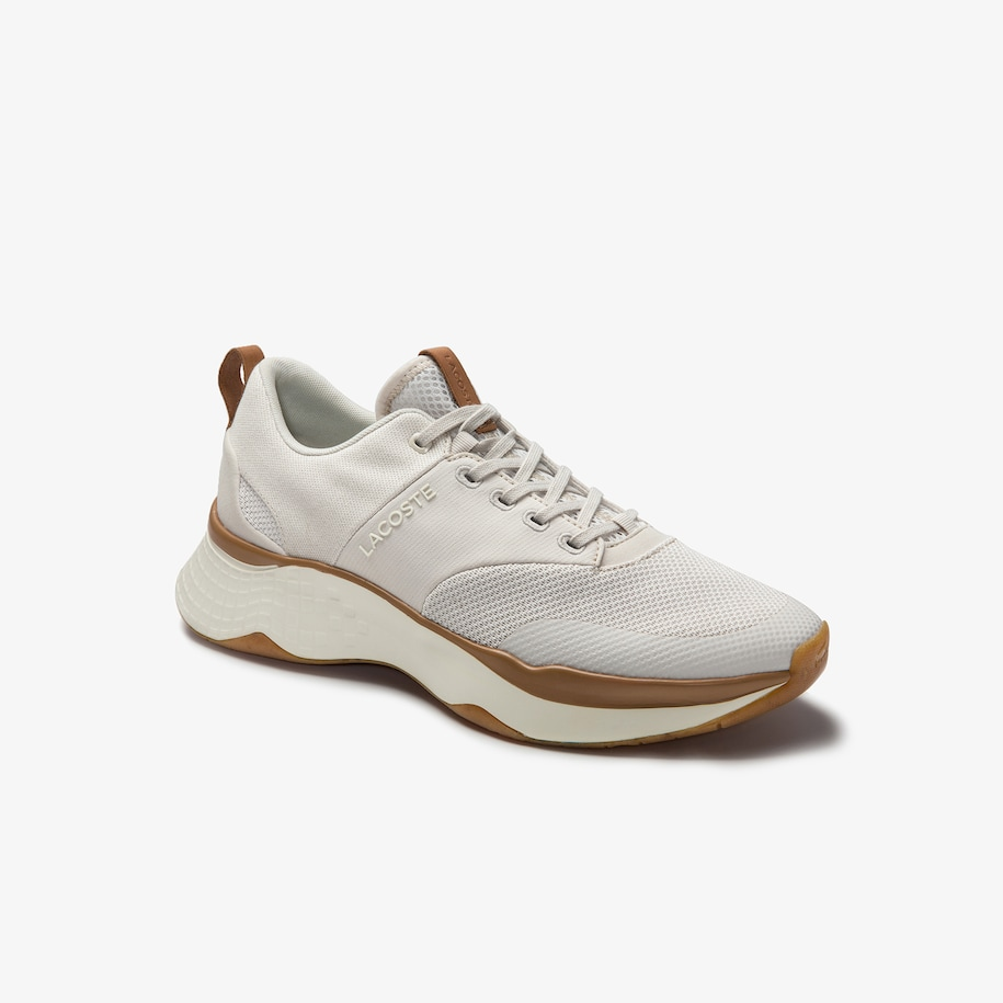 Sneakers da donna in materiale sintetico e canvas Court-Drive Plus