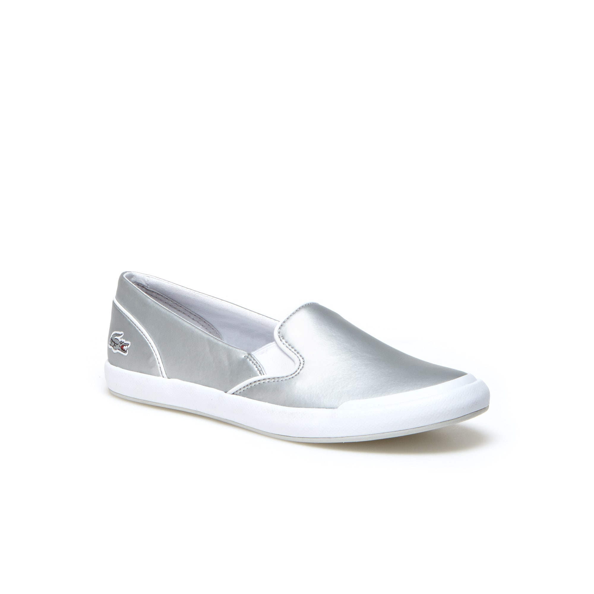 Sneakers senza stringhe Lancelle in pelle
