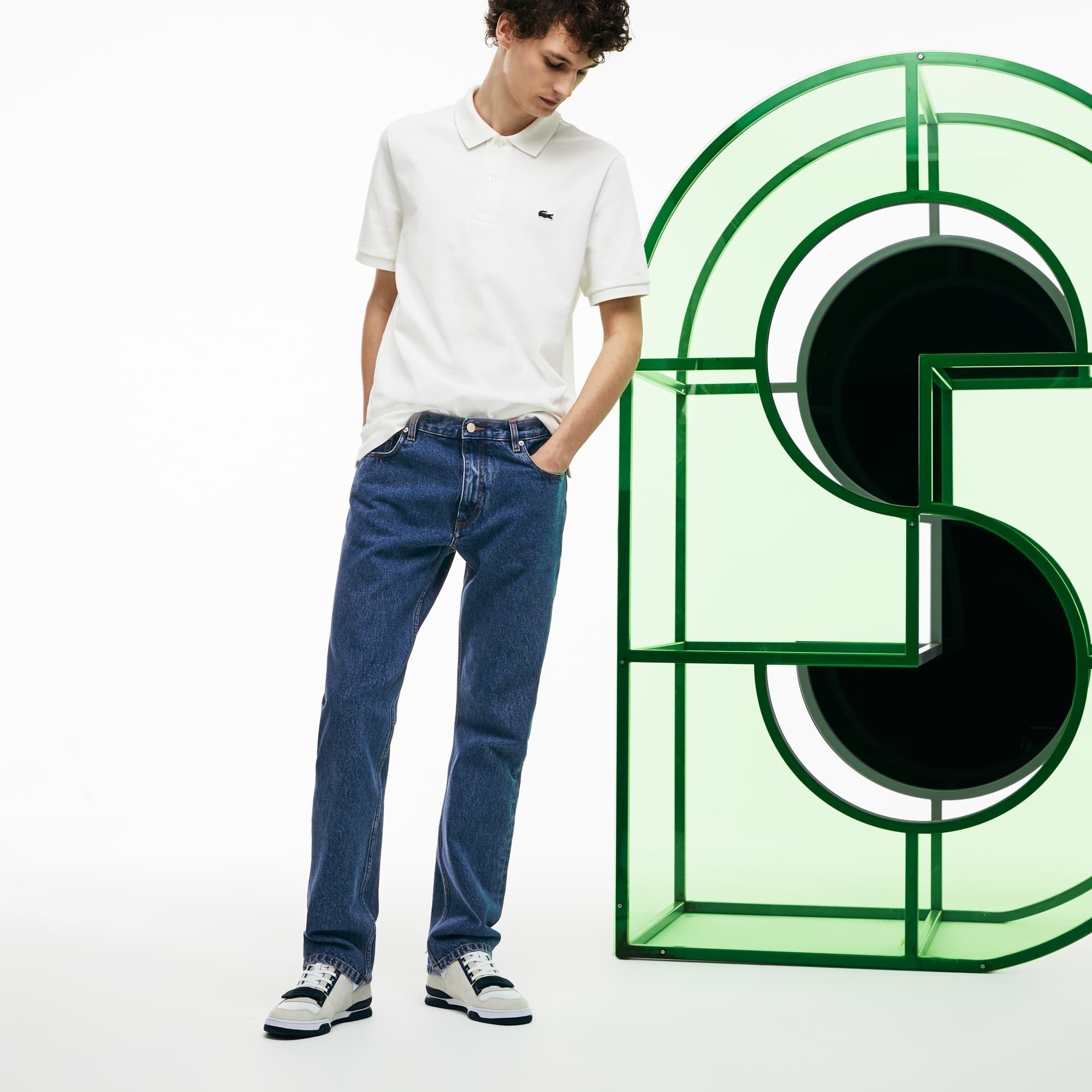 Jeans larghi 5 tasche Edizione Défilé