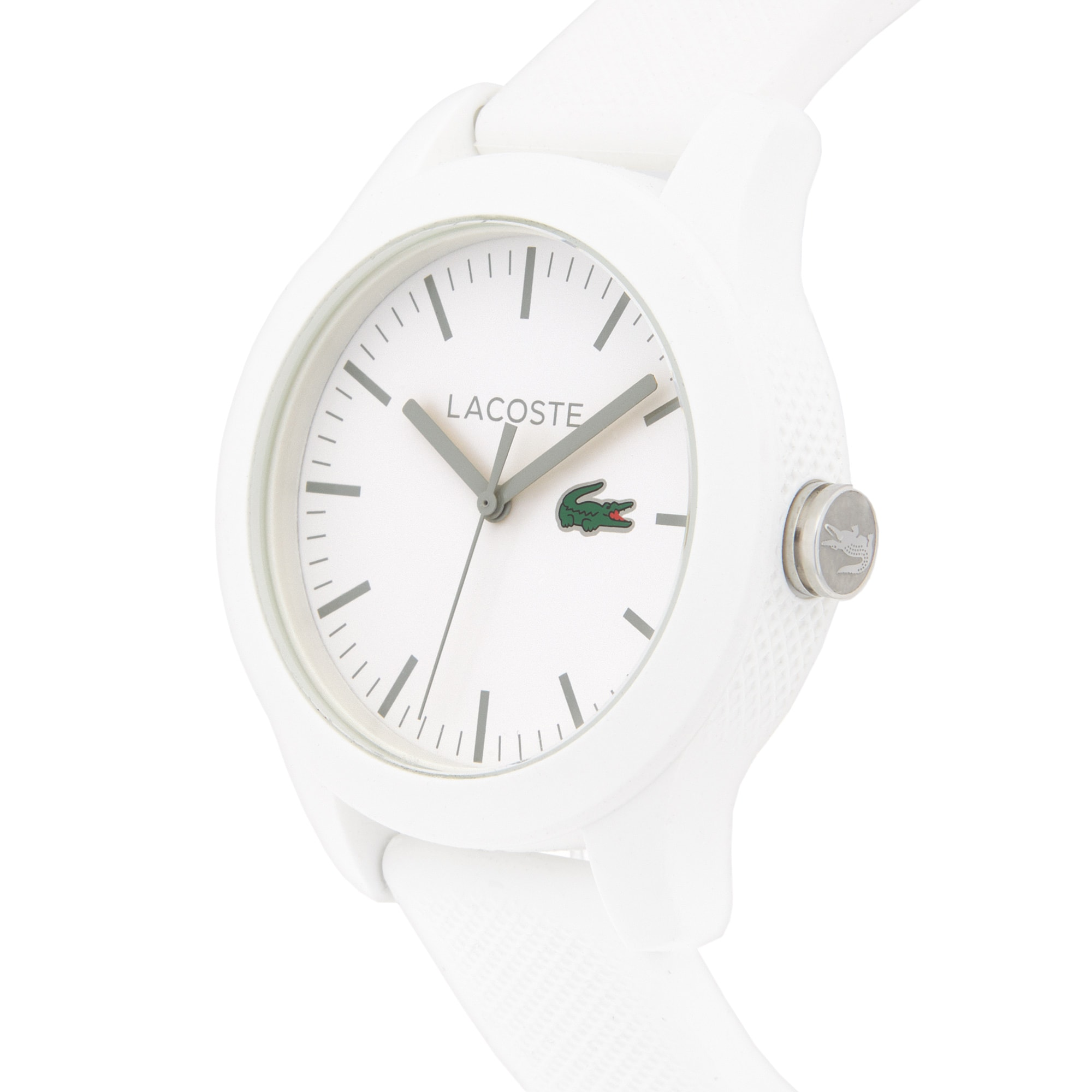 Lacoste.12.12 silicone watch