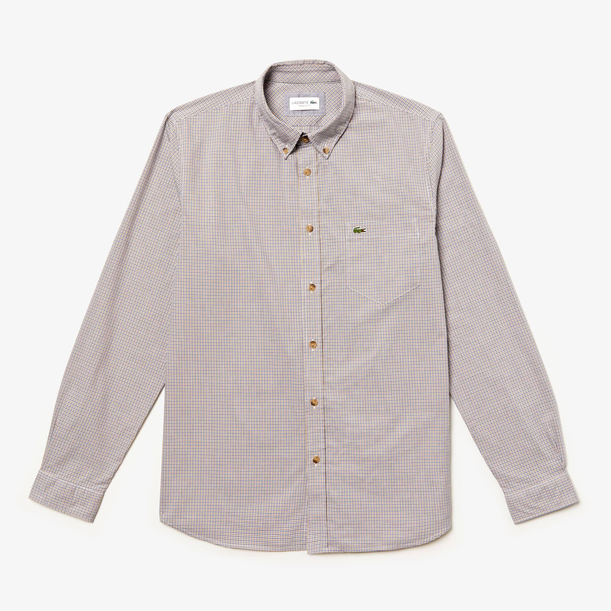 4ea7994a4c Camicie da uomo | Collezione uomo | LACOSTE