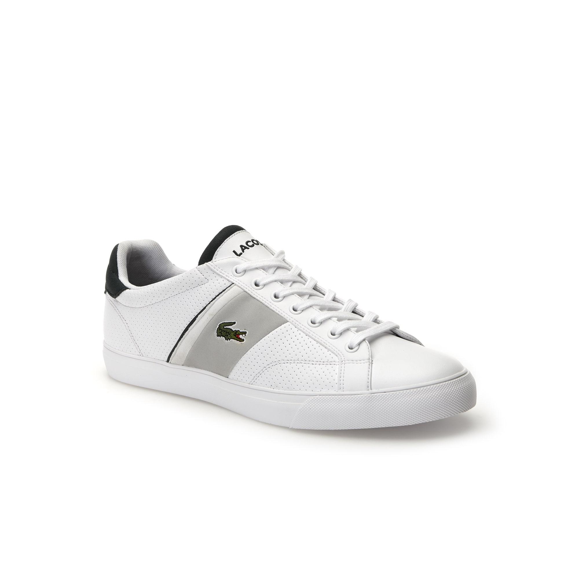 Sneakers Fairlead in pelle