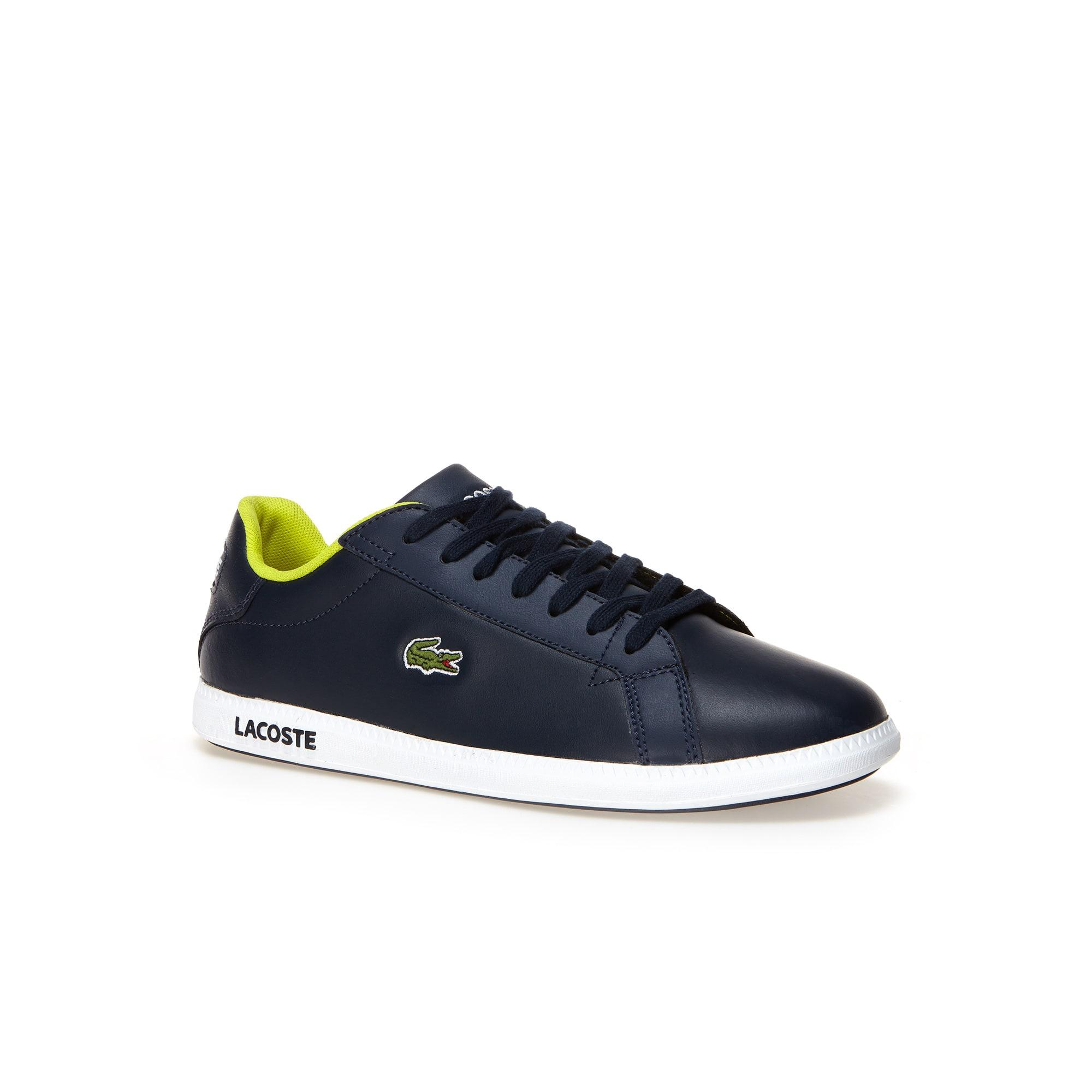 Sneakers Graduate in pelle