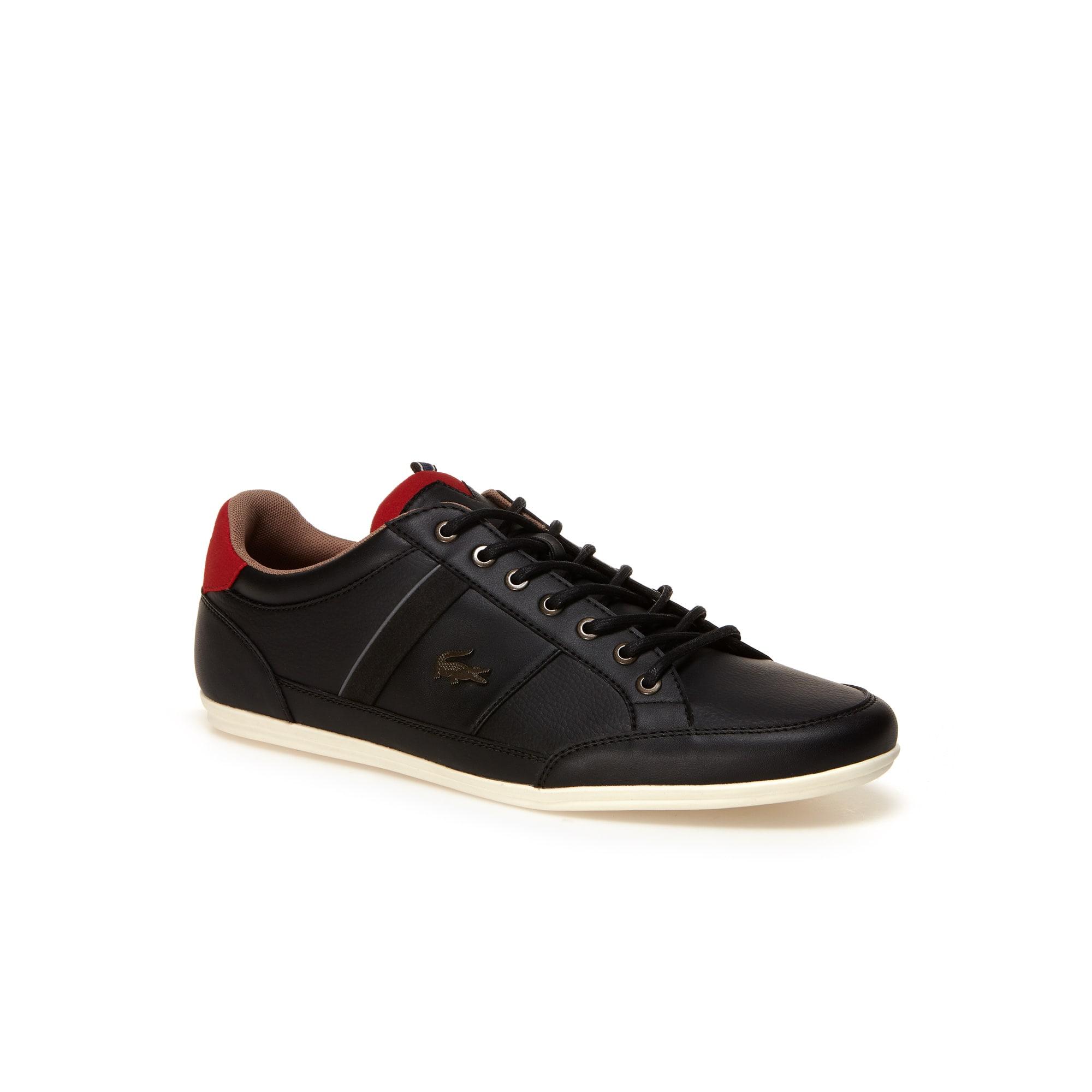 Sneakers Chaymon in pelle nappa