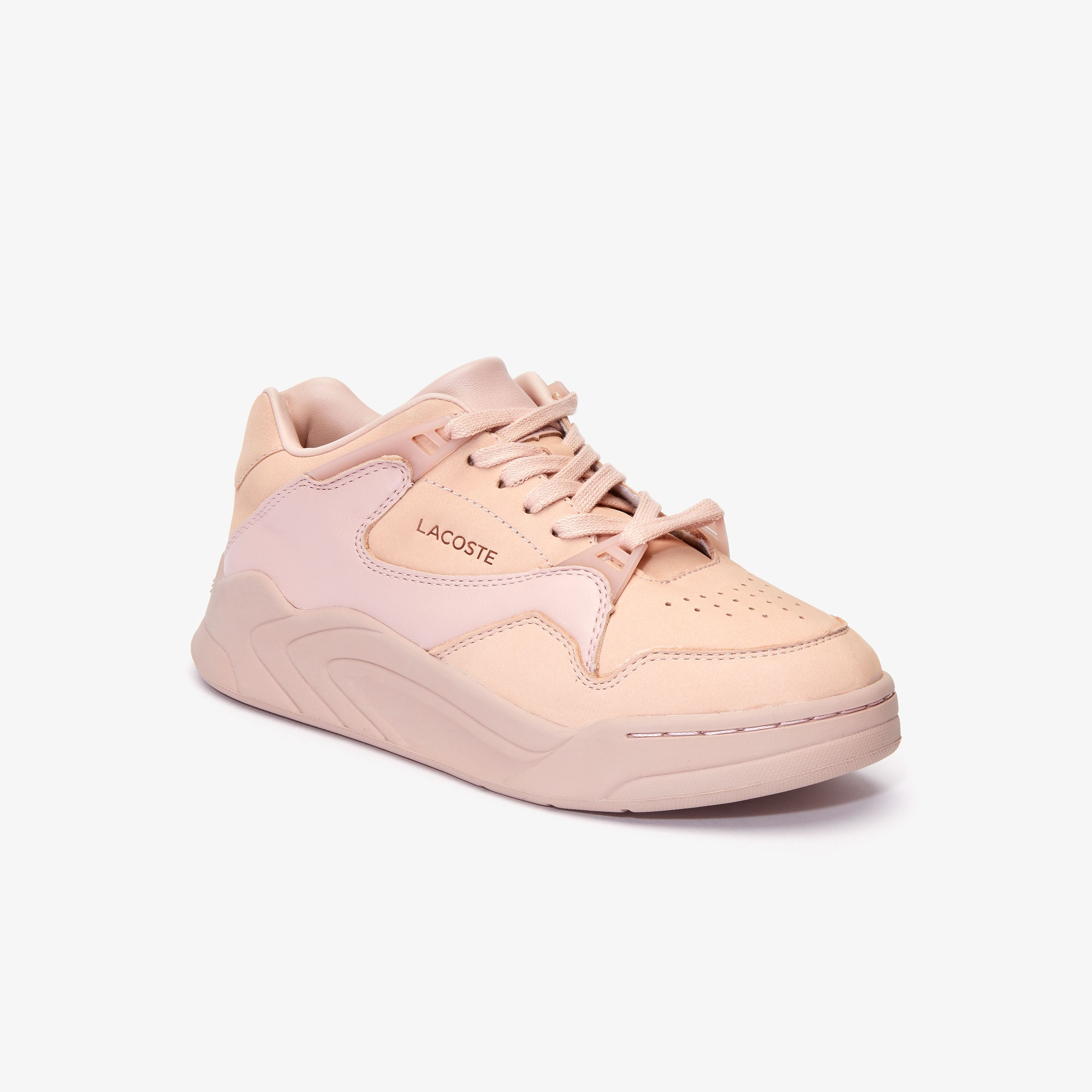 Sneakers da donna in pelle nabuk Court Slam