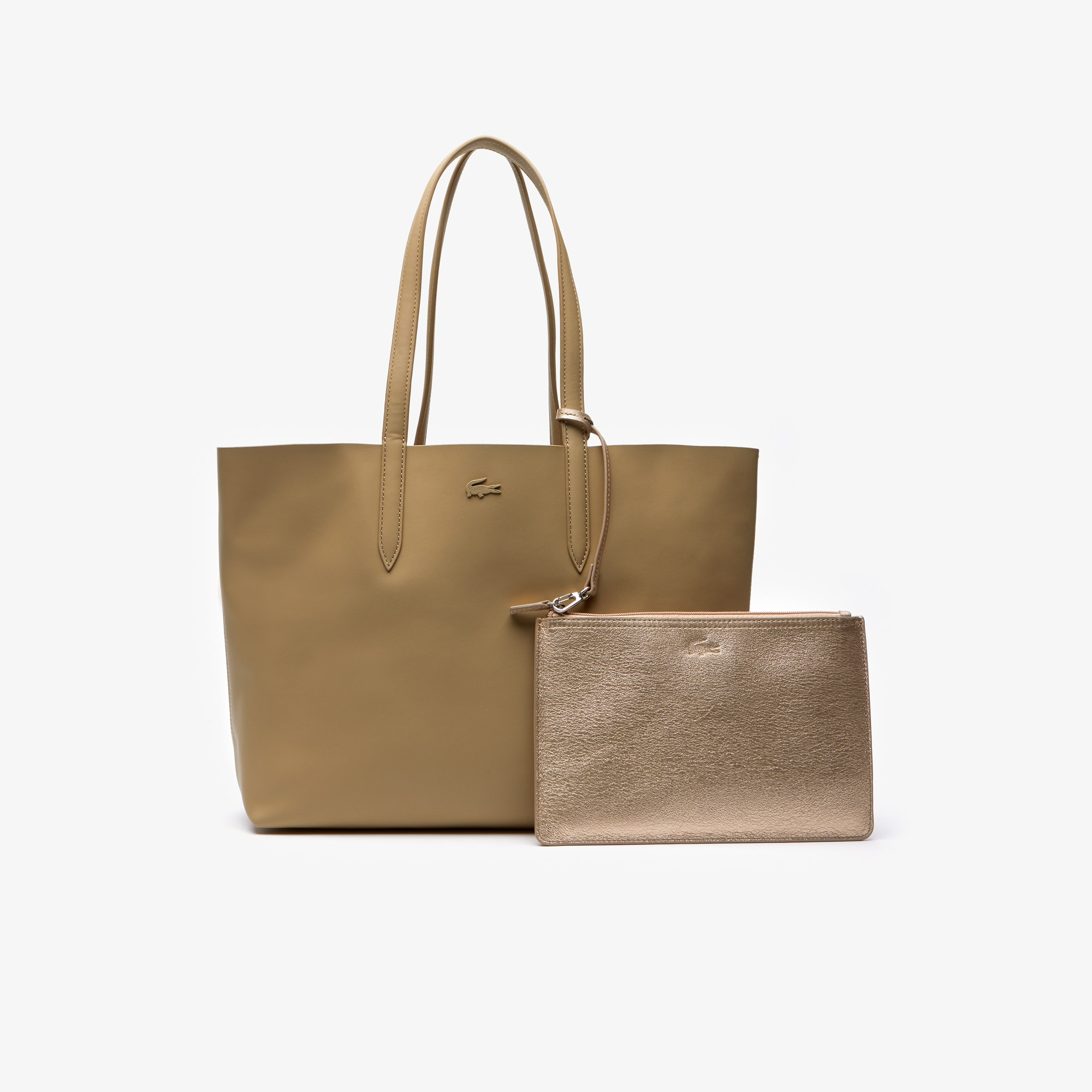 Lacoste Handbags Women's amp; Leather Collection Bags Goods 4qv1Svn