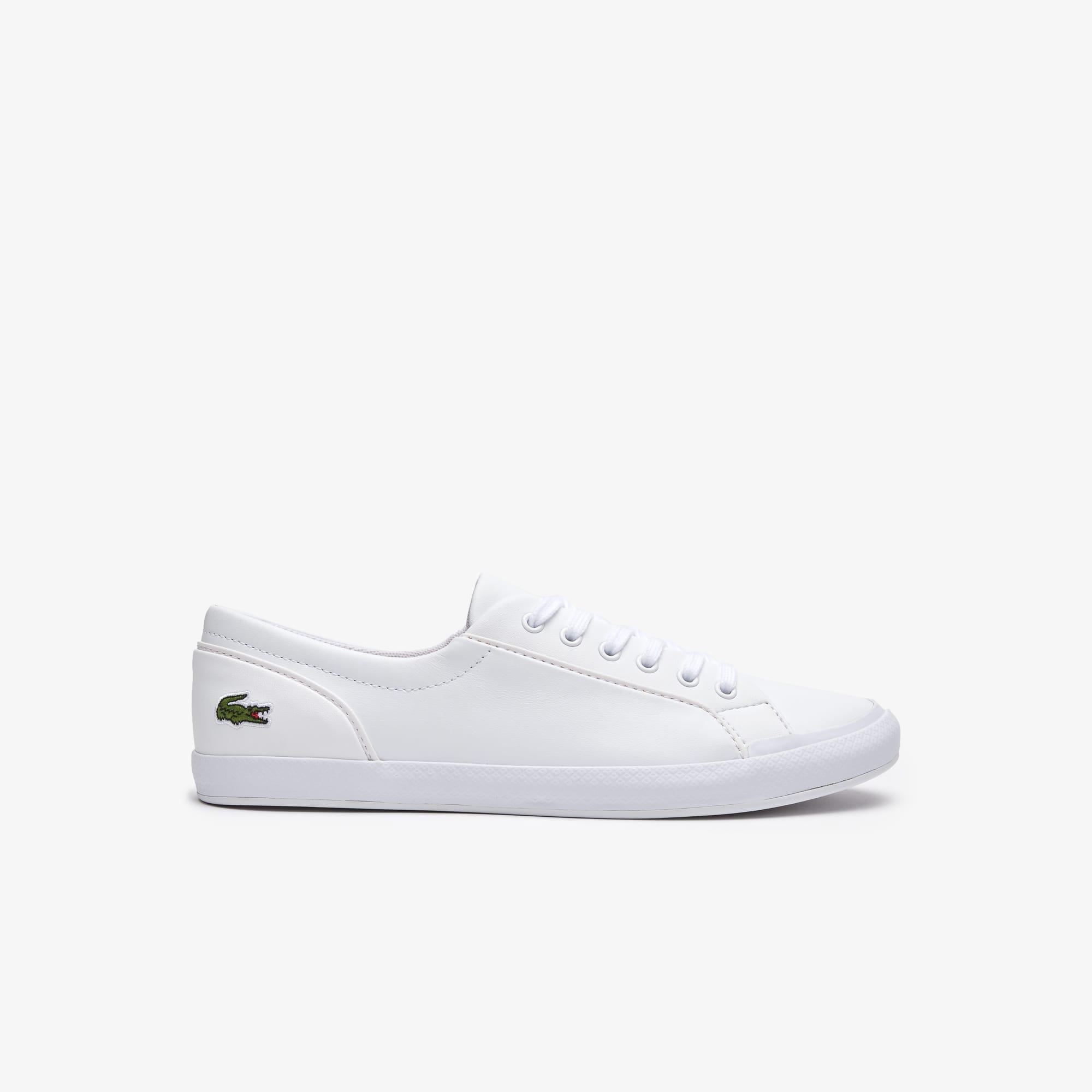 Lancelle BL Damessneakers van Leer