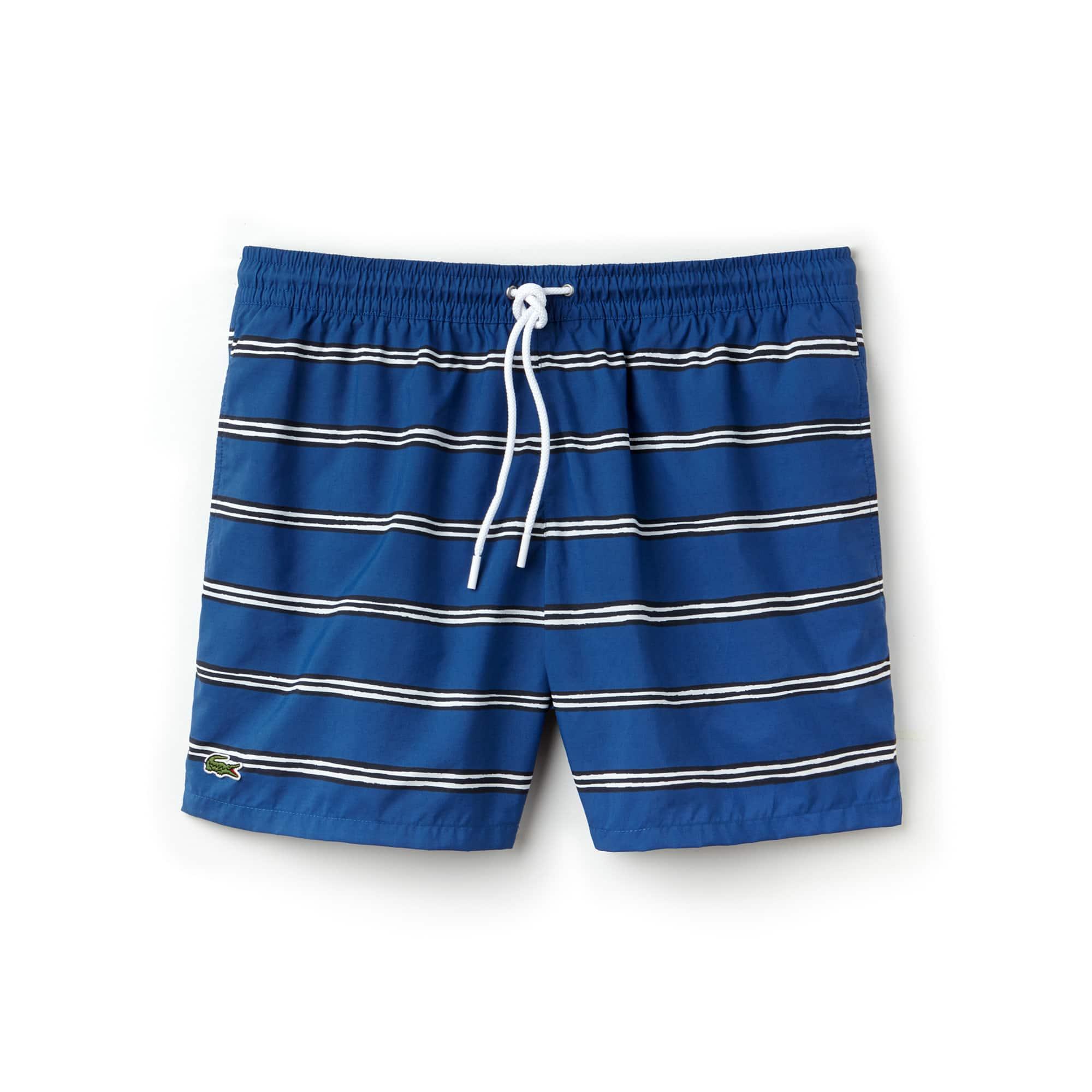 Zwemshort met strepen