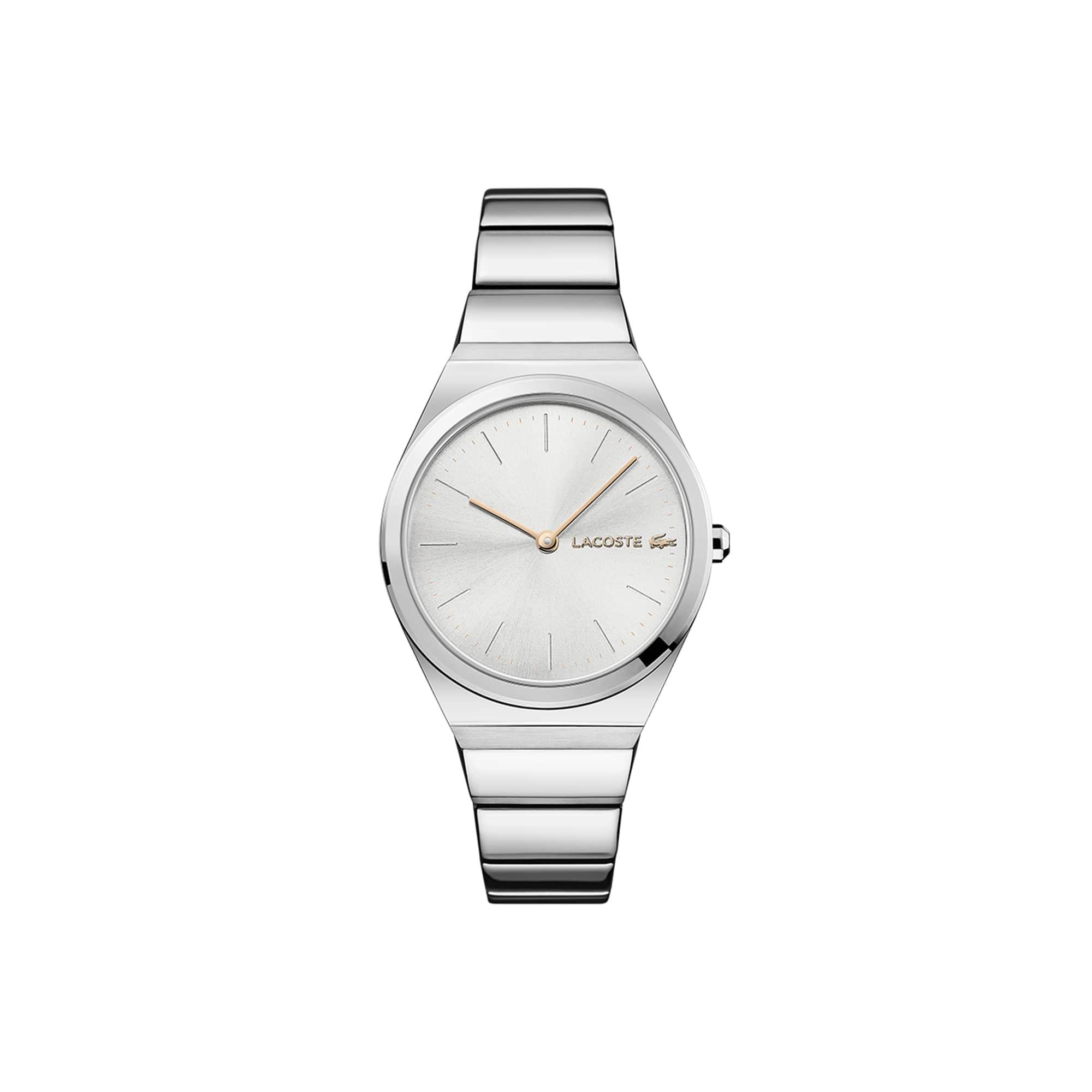 d6724abc01e Horloge Mia dames met roestvaststalen band