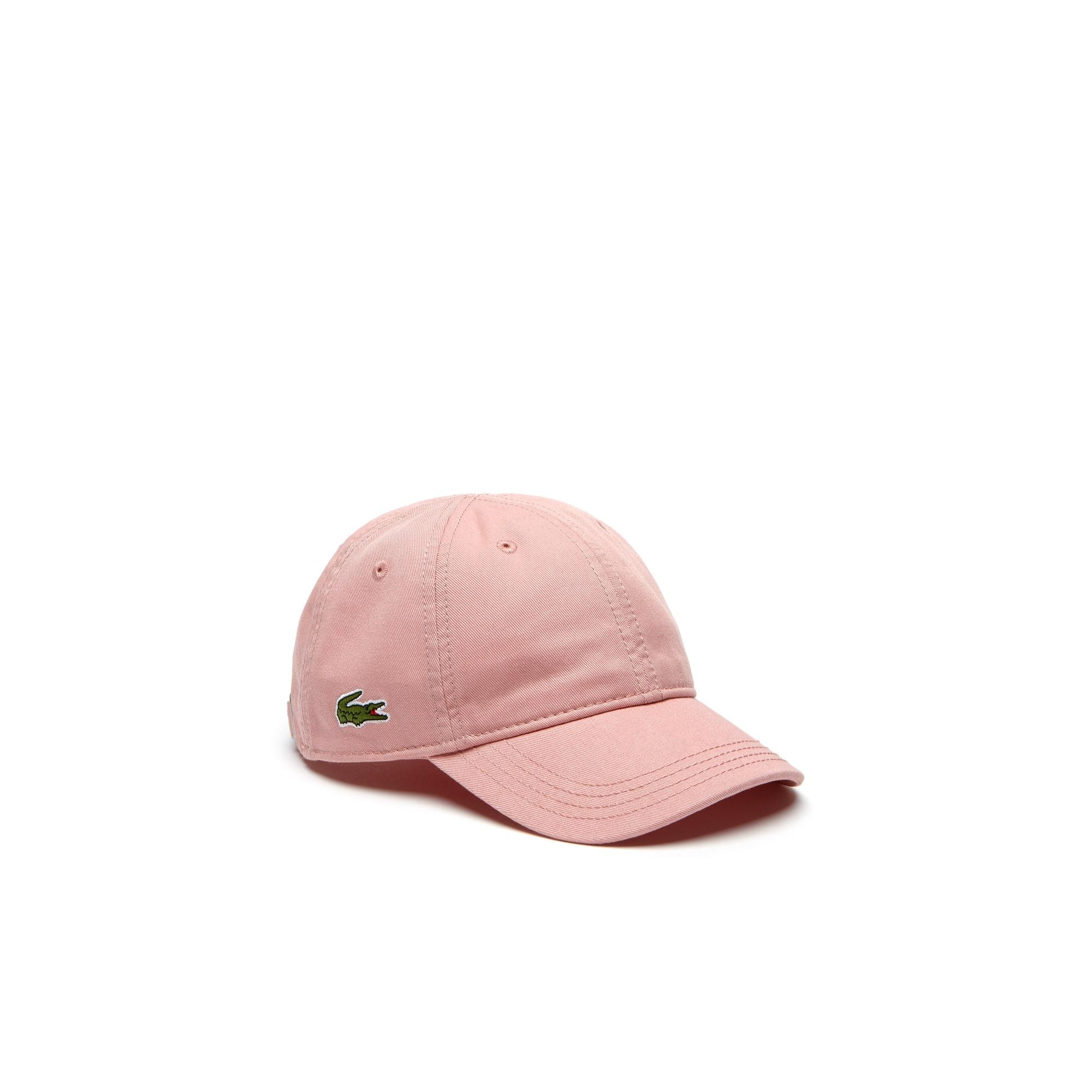 Mens' Solid gabardine cap