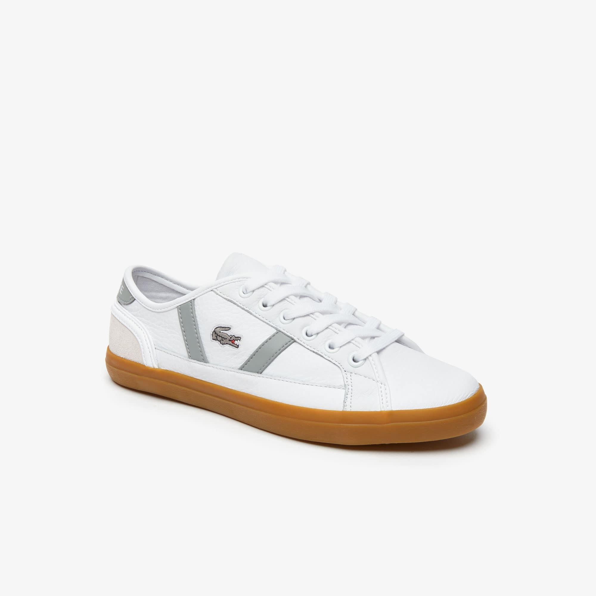 9cad03ee01 Sideline-sneakers dames van leer