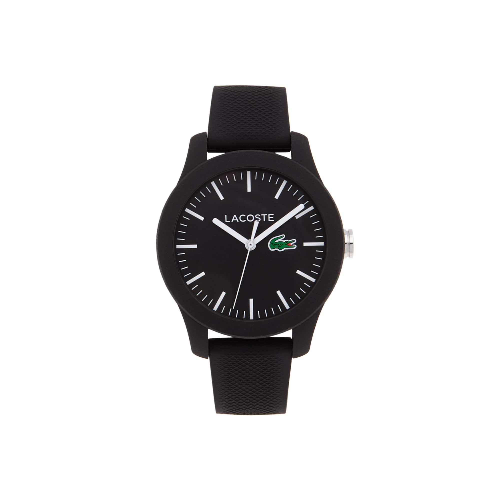 Lacoste 12.12 Horloge Vrouwen zwart