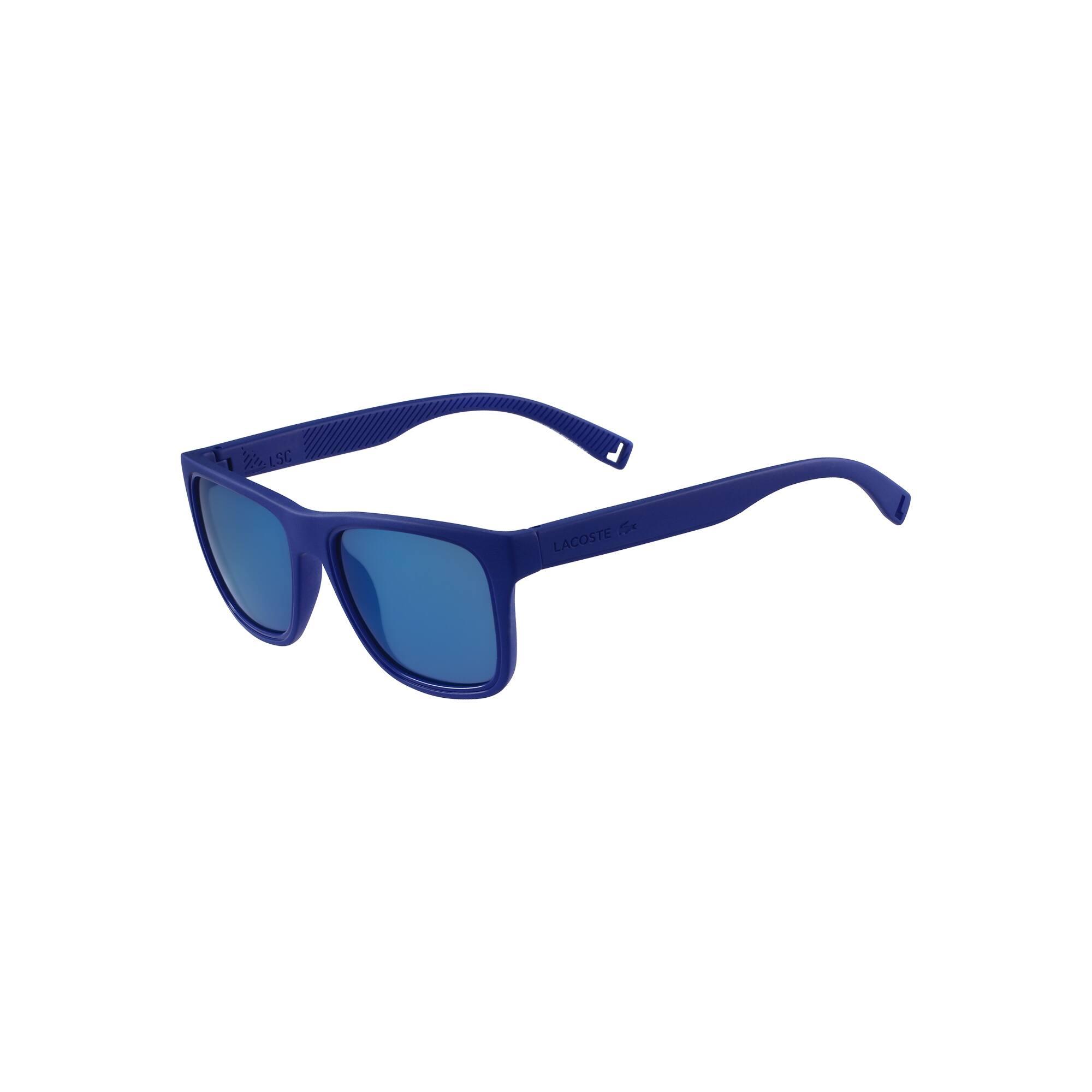 Drijvende color block zonnebril